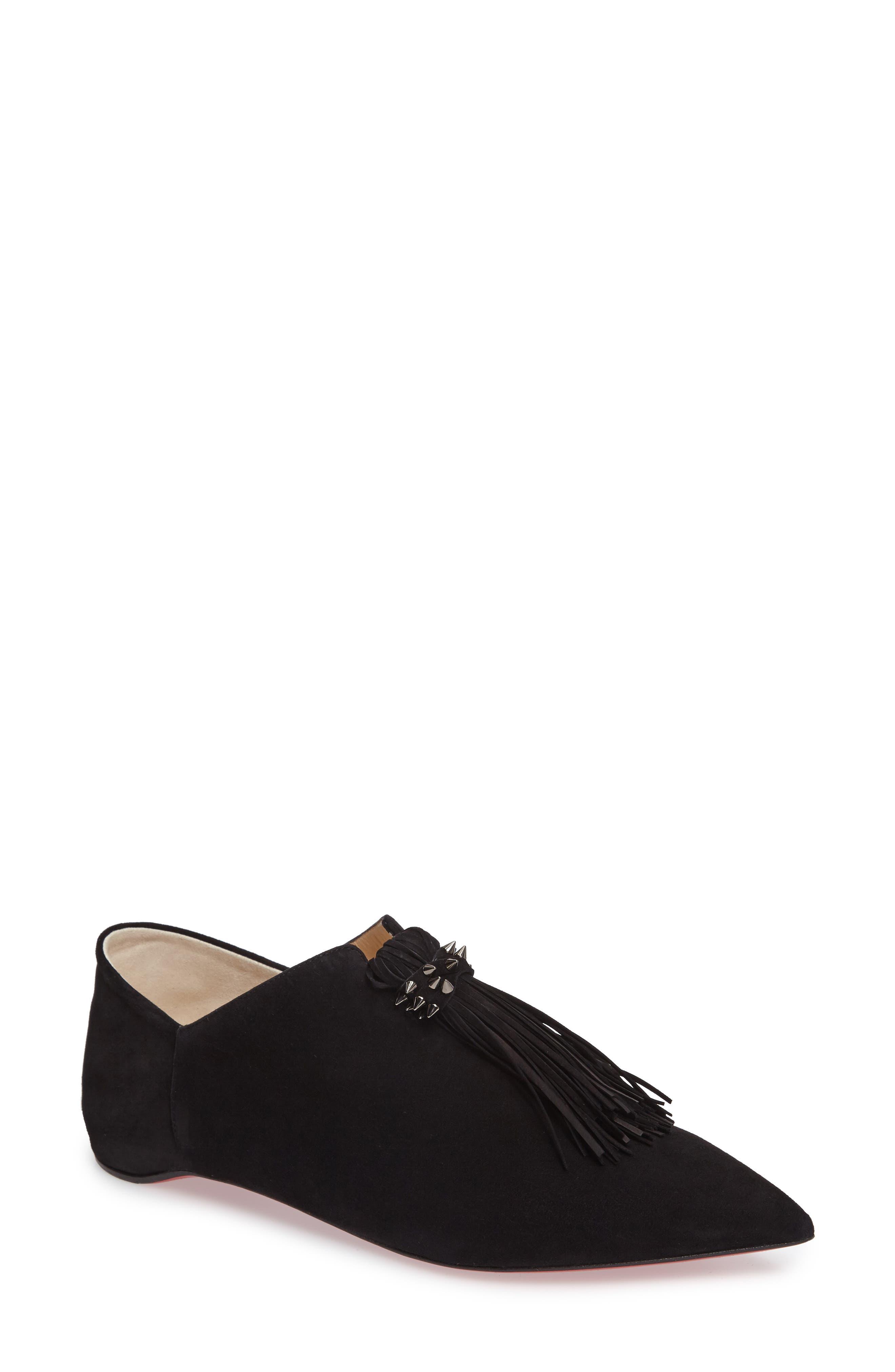 Medinana Convertible Loafer,                             Main thumbnail 1, color,                             001
