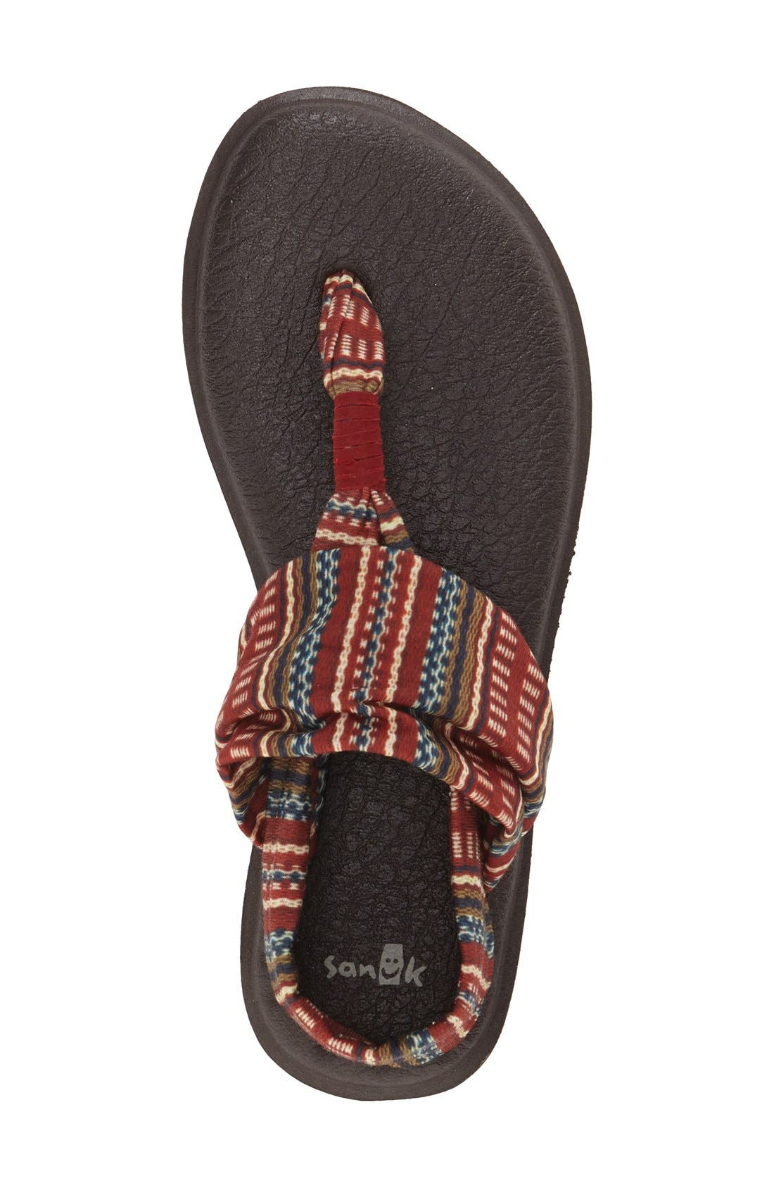 'Yoga Sling 2' Sandal,                             Alternate thumbnail 81, color,