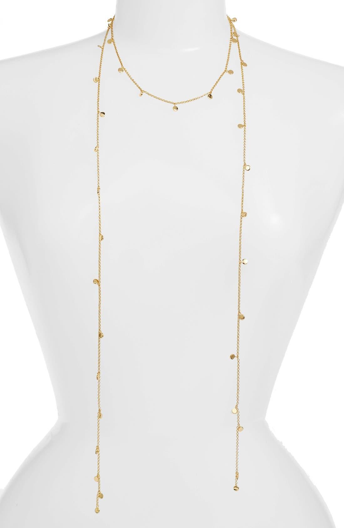 'Marlin' Choker Necklace,                             Main thumbnail 1, color,                             710