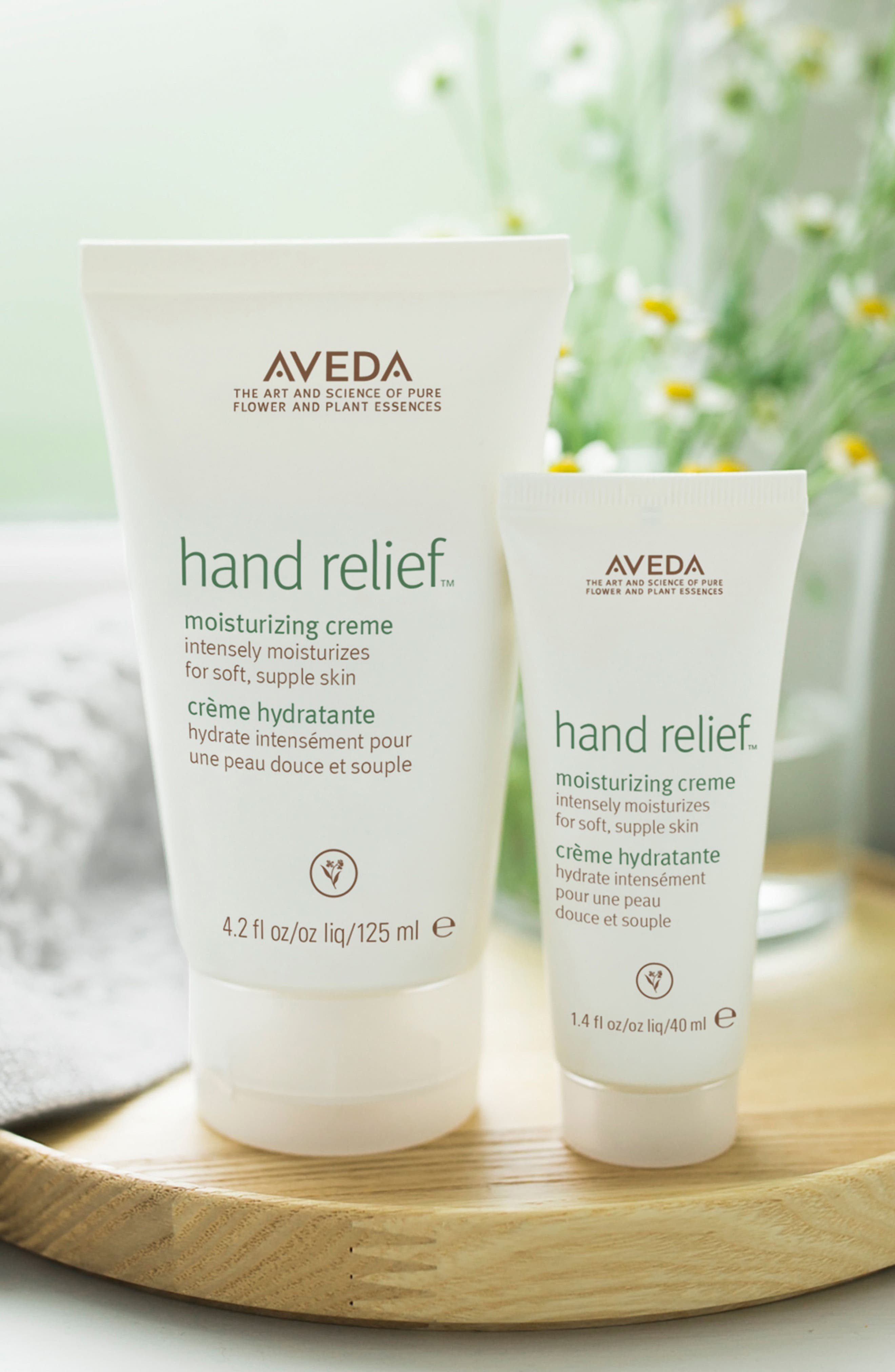 AVEDA,                             hand relief<sup>™</sup> Hand Cream,                             Alternate thumbnail 5, color,                             NO COLOR