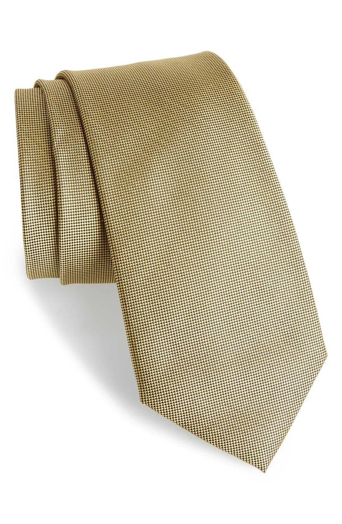 Woven Silk Tie,                             Main thumbnail 14, color,