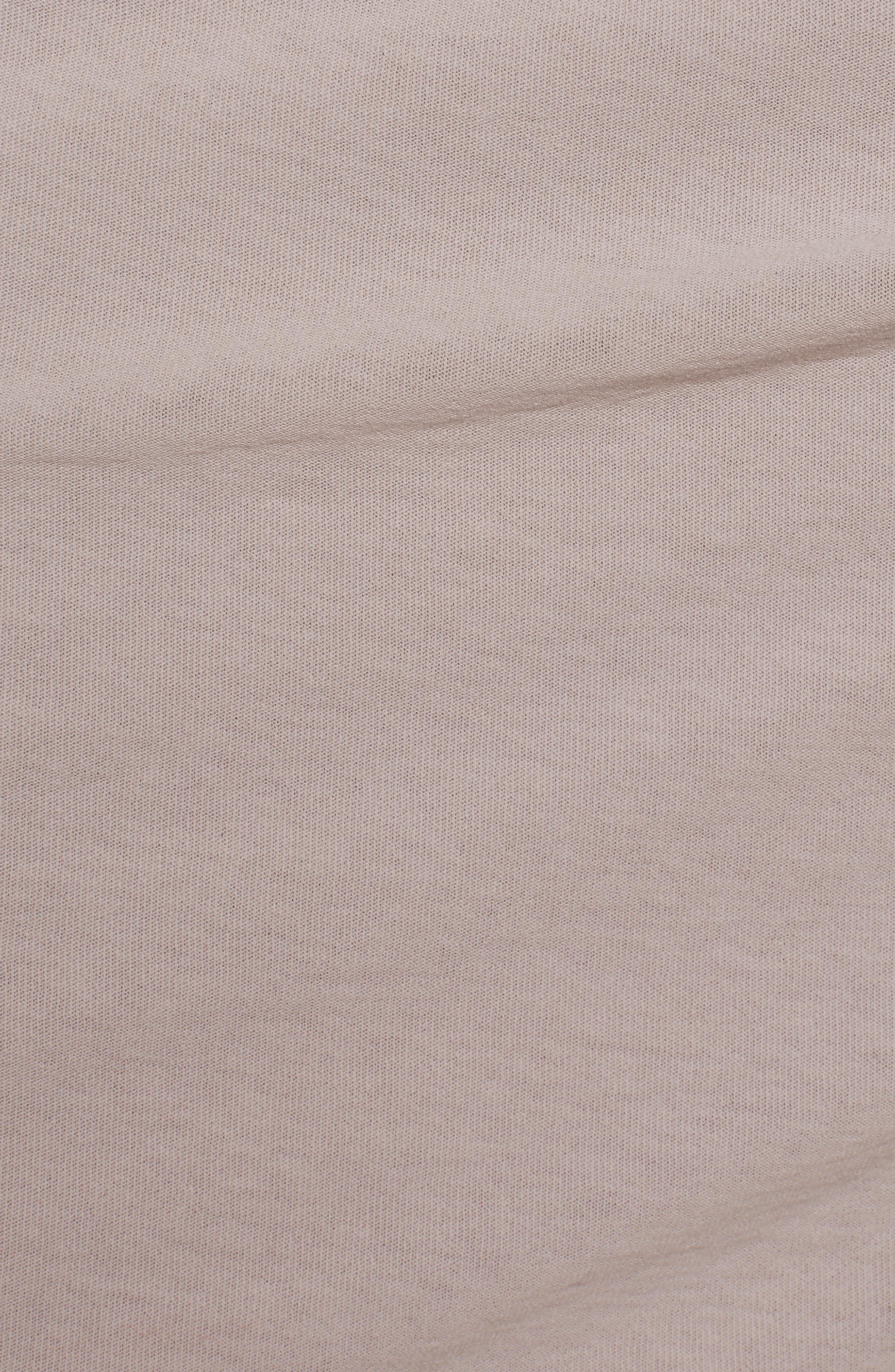 Shirred Cotton Dress,                             Alternate thumbnail 6, color,                             085