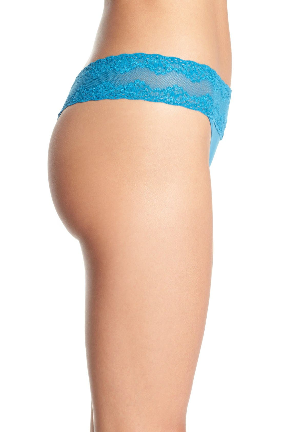 Bliss Perfection Thong,                             Alternate thumbnail 267, color,