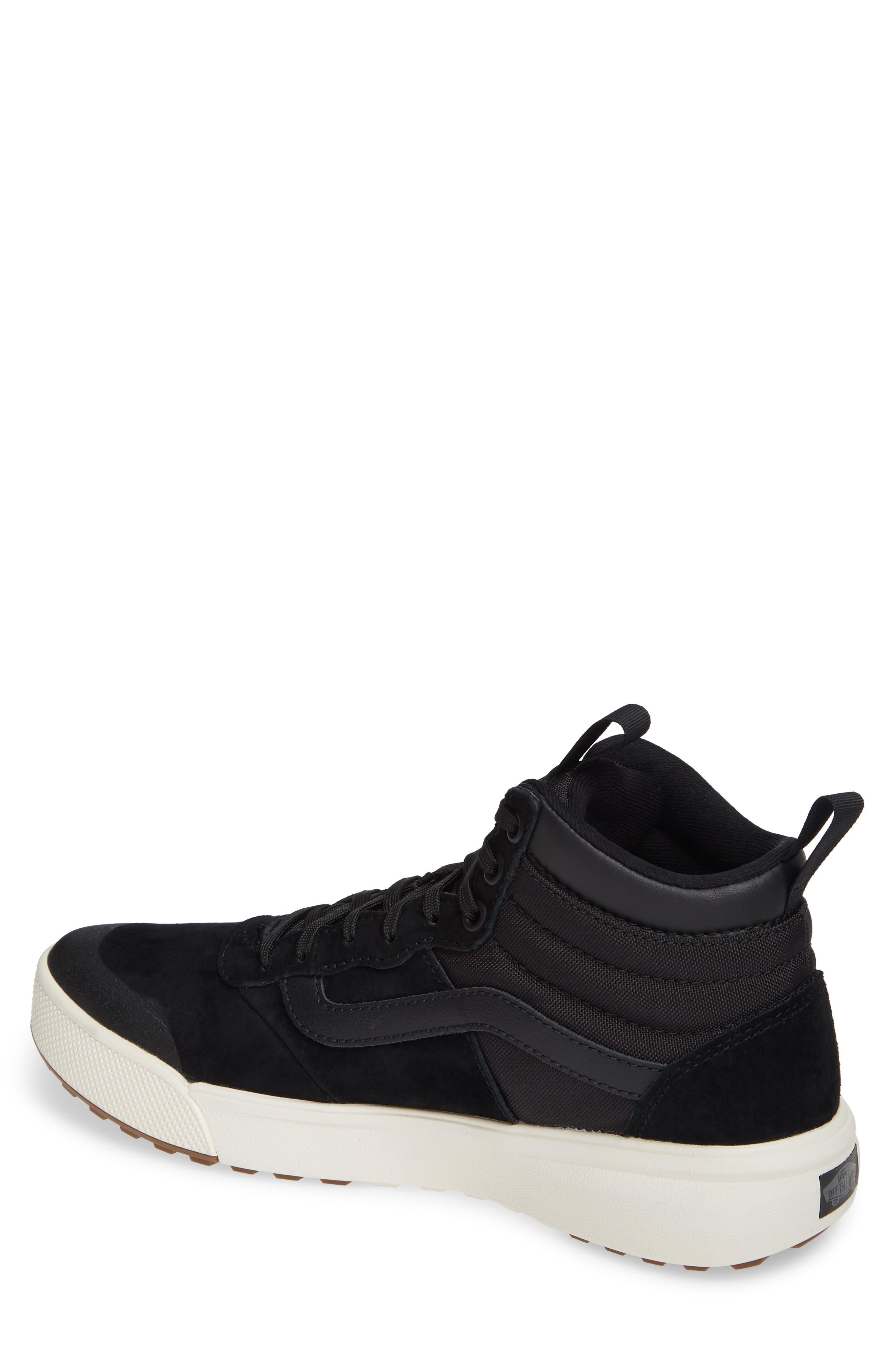 Ultrarange Hi Sneaker,                             Alternate thumbnail 2, color,                             BLACK
