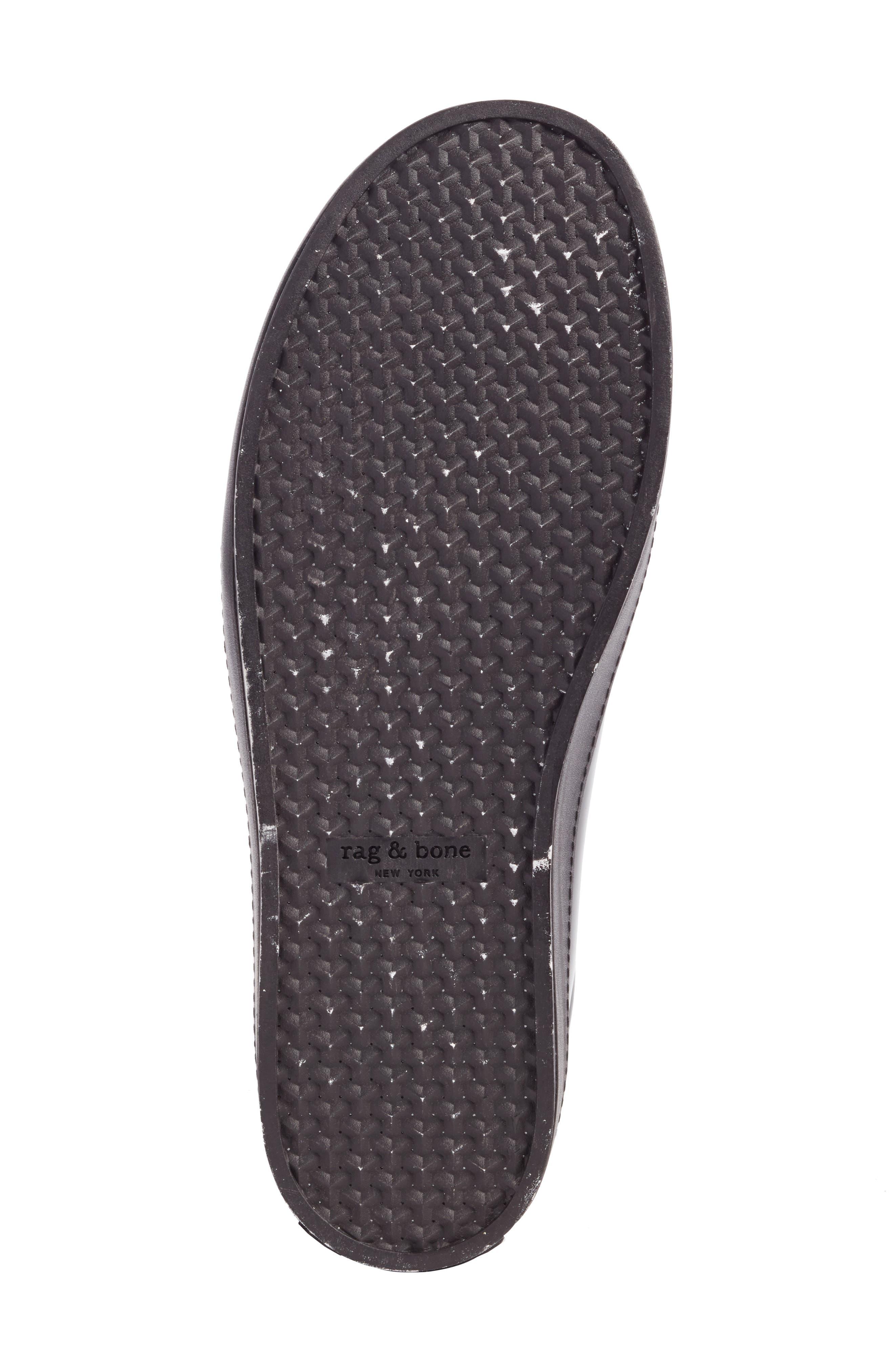 RB1 Low-Top Sneaker,                             Alternate thumbnail 6, color,                             001