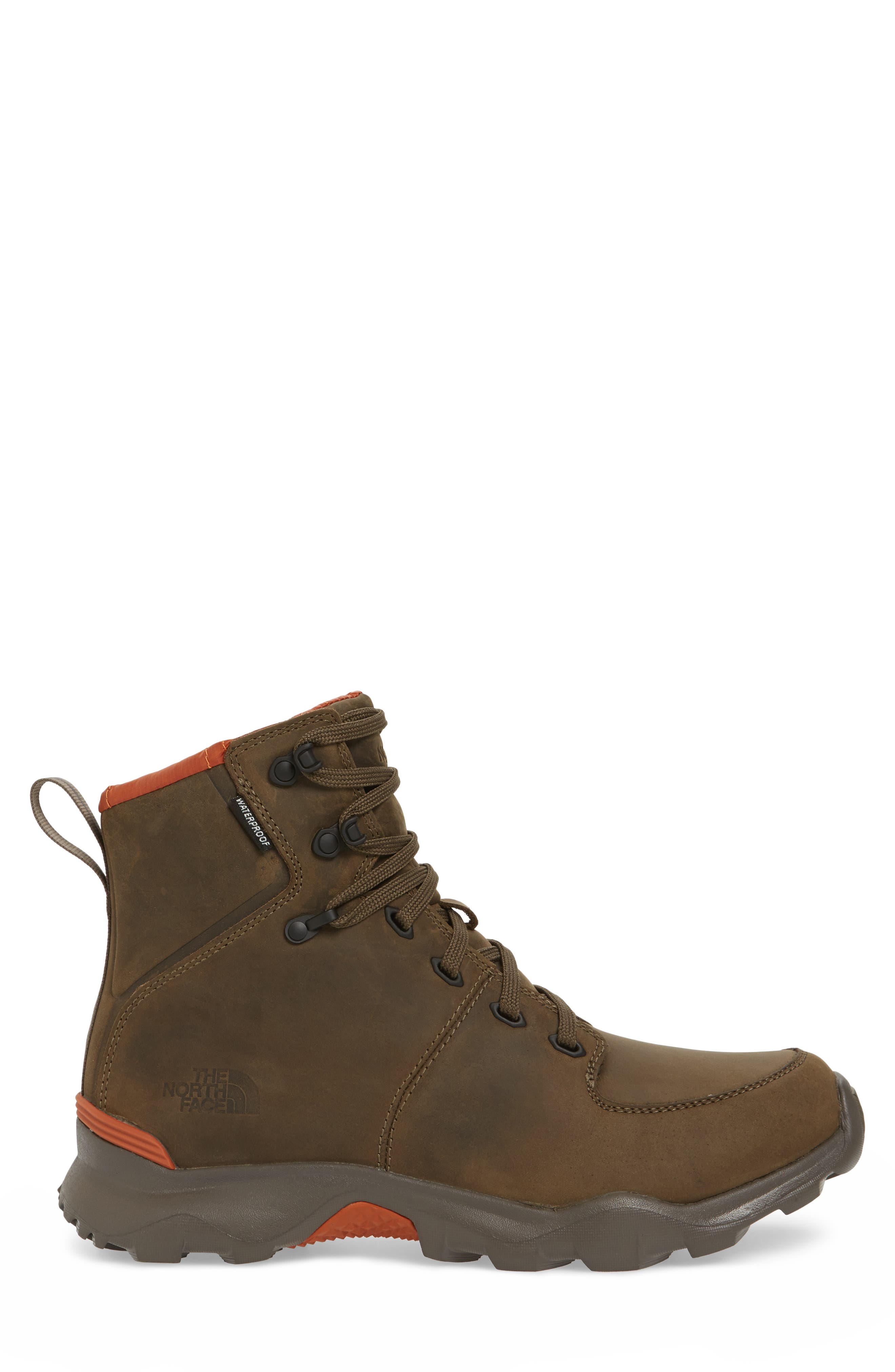 Thermoball<sup>™</sup> Versa Waterproof Boot,                             Alternate thumbnail 3, color,                             WEIMARANER BROWN