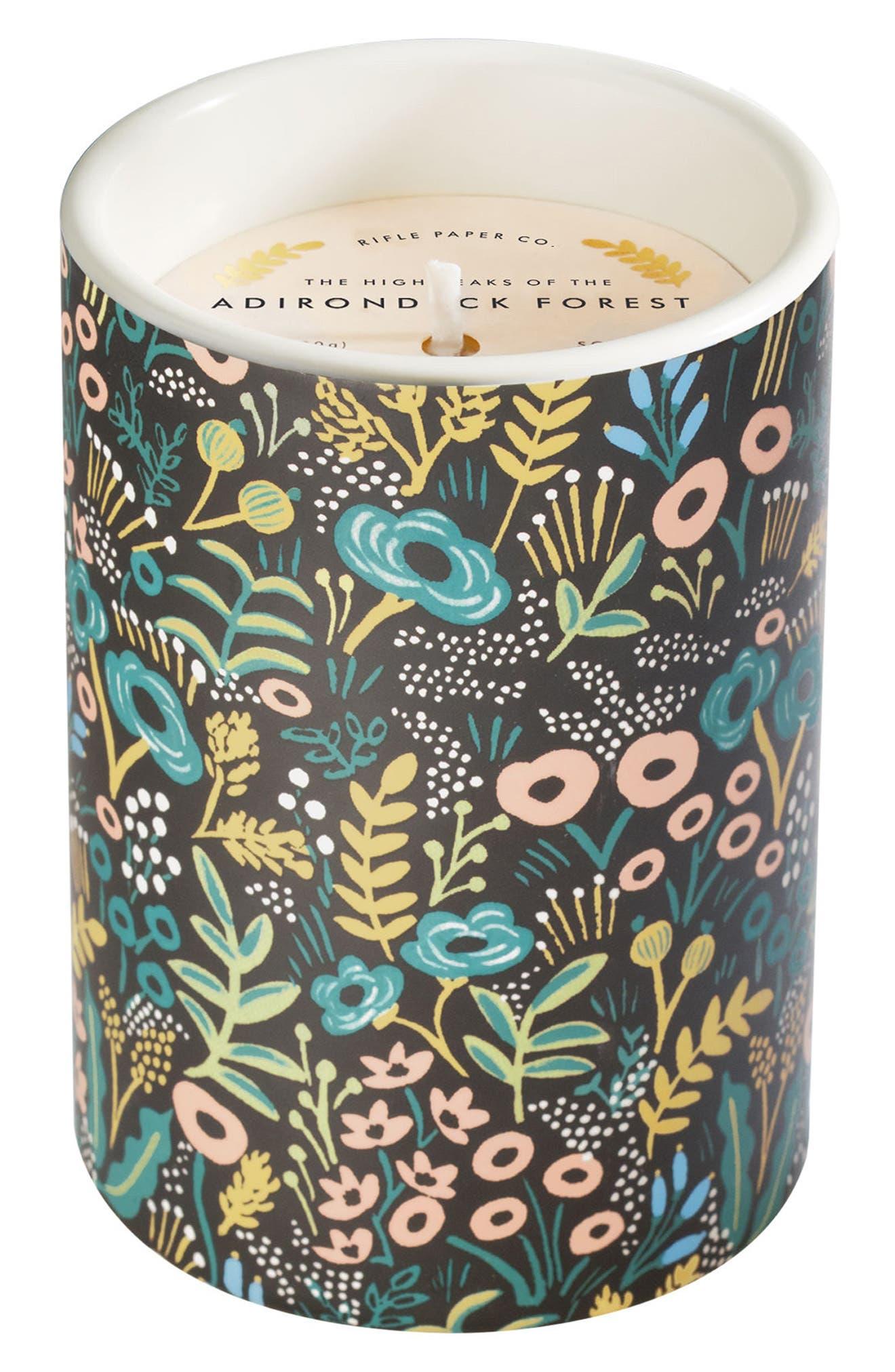 Scented Ceramic Jar Candle,                             Main thumbnail 1, color,                             300