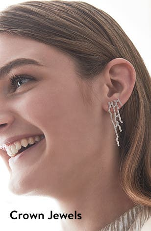 Crown jewels: fine jewelry.