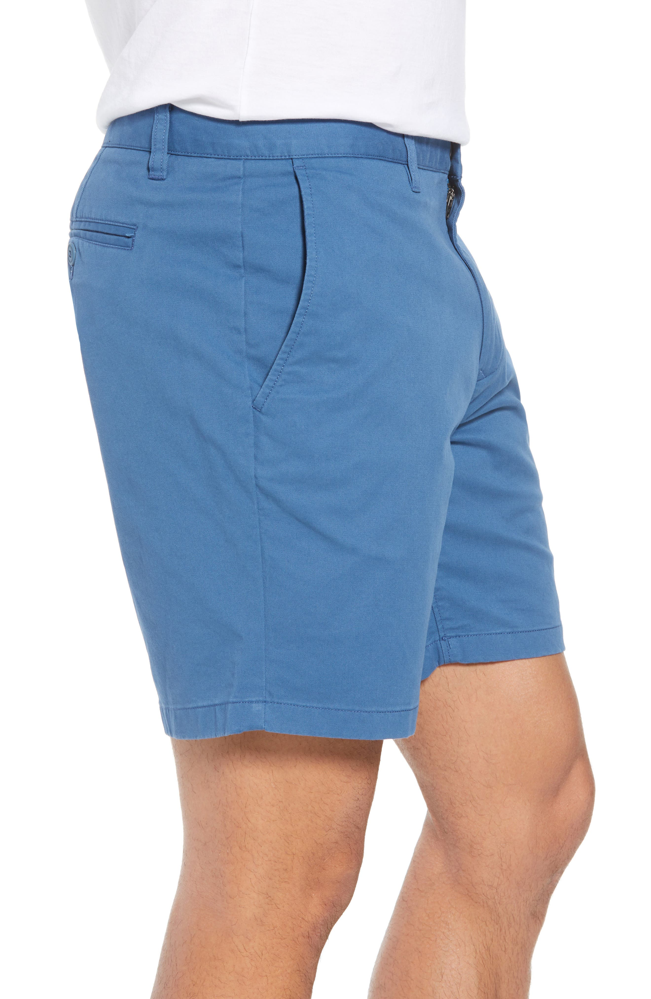 Stretch Washed Chino 7-Inch Shorts,                             Alternate thumbnail 54, color,