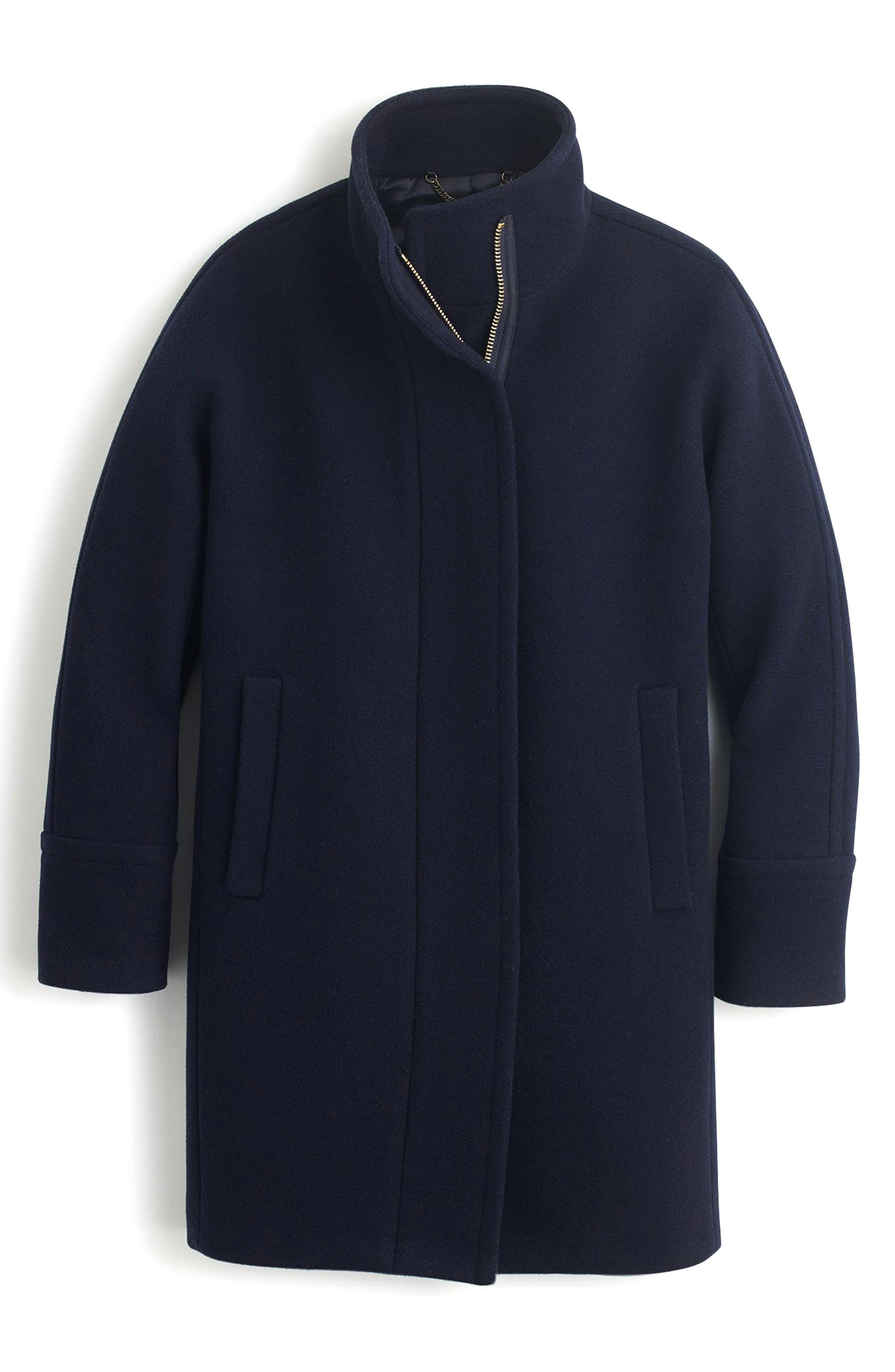 Stadium Cloth Cocoon Coat,                             Main thumbnail 18, color,