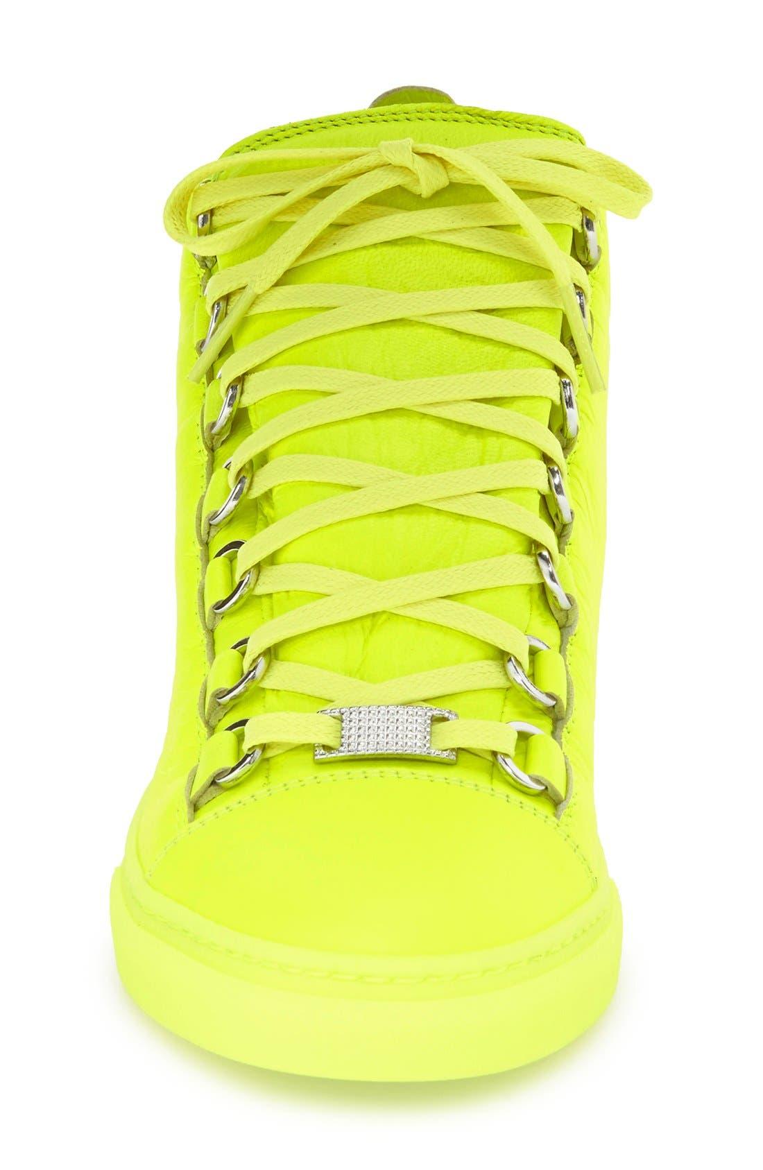 High Top Sneaker,                             Alternate thumbnail 23, color,