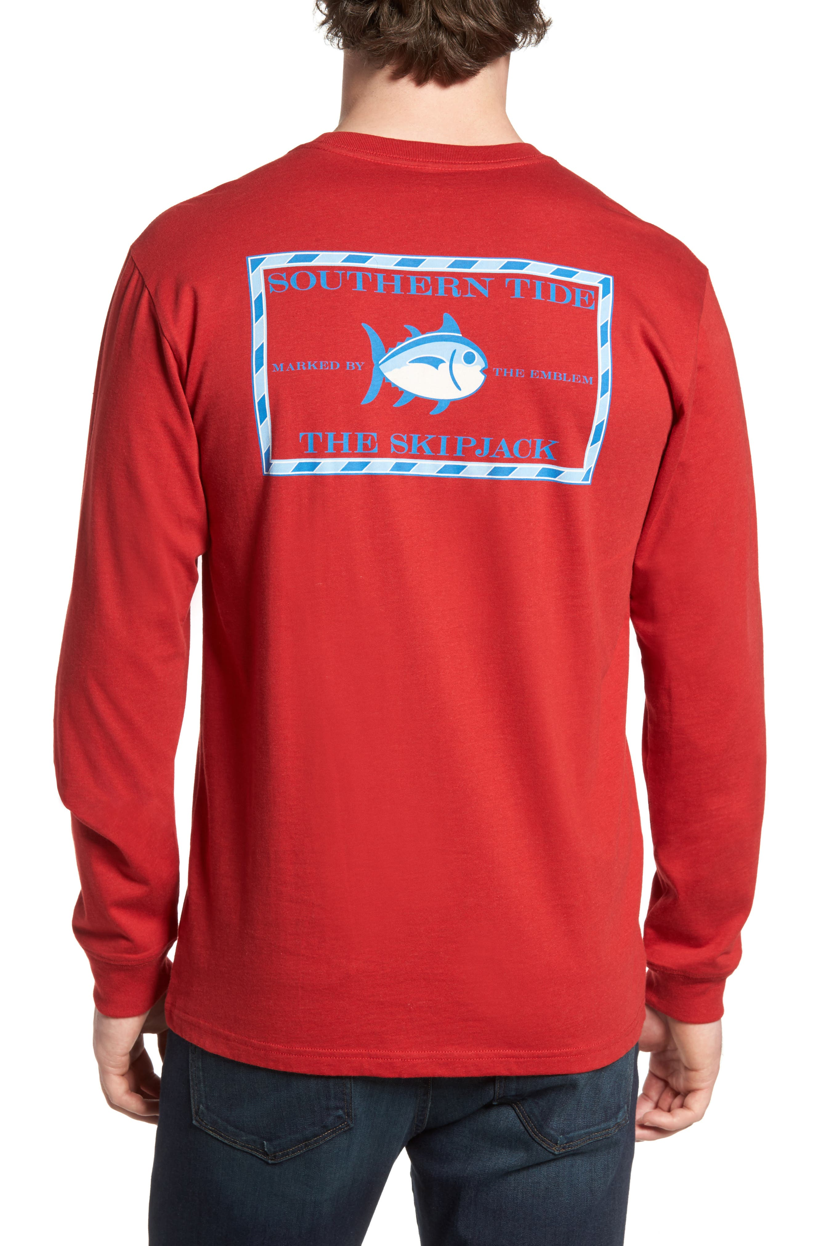 Original Skipjack T-Shirt,                             Alternate thumbnail 14, color,