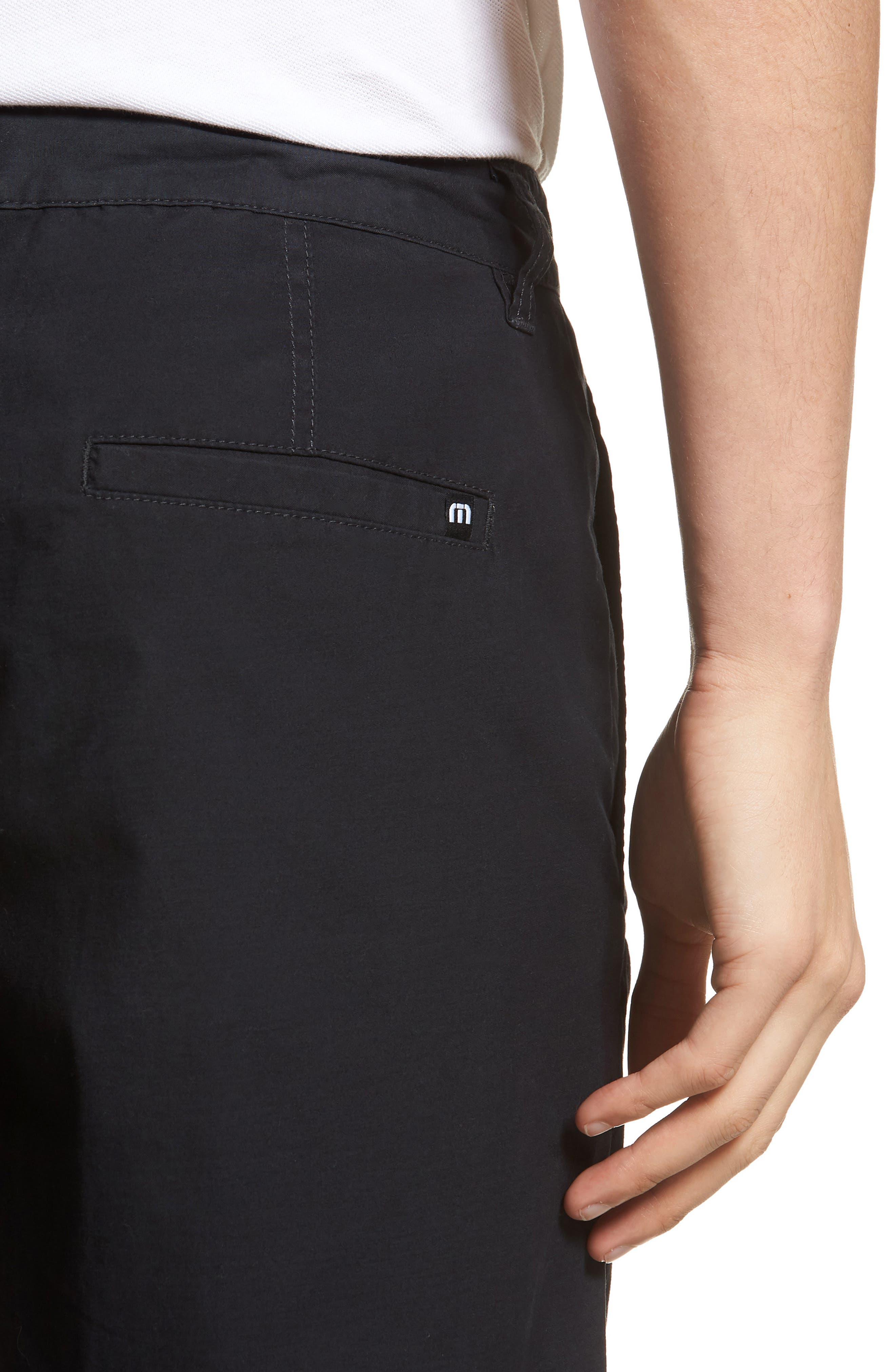 Huntington Shorts,                             Alternate thumbnail 4, color,                             BLACK