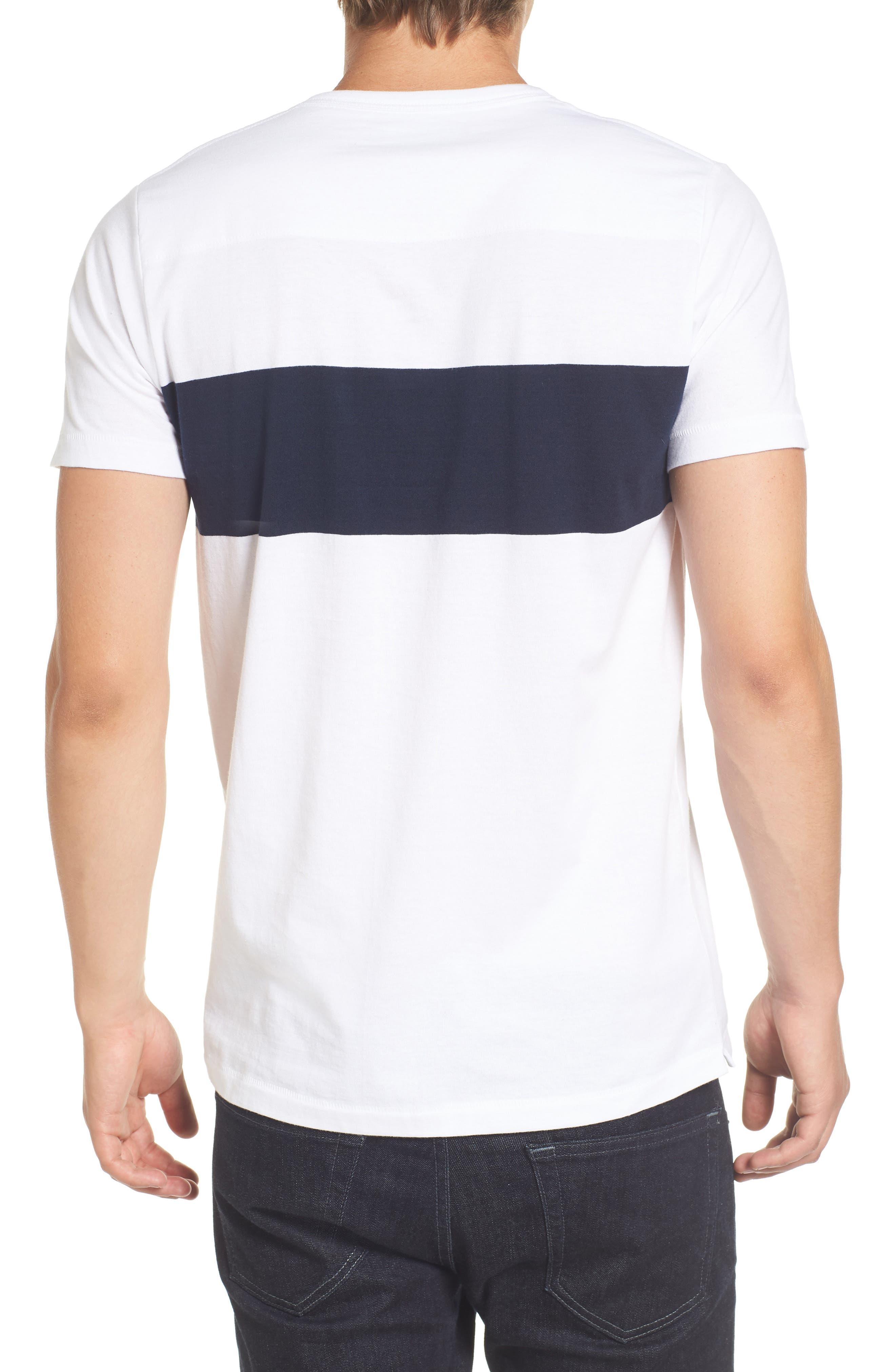 Colorblock Pocket T-Shirt,                             Alternate thumbnail 2, color,                             121