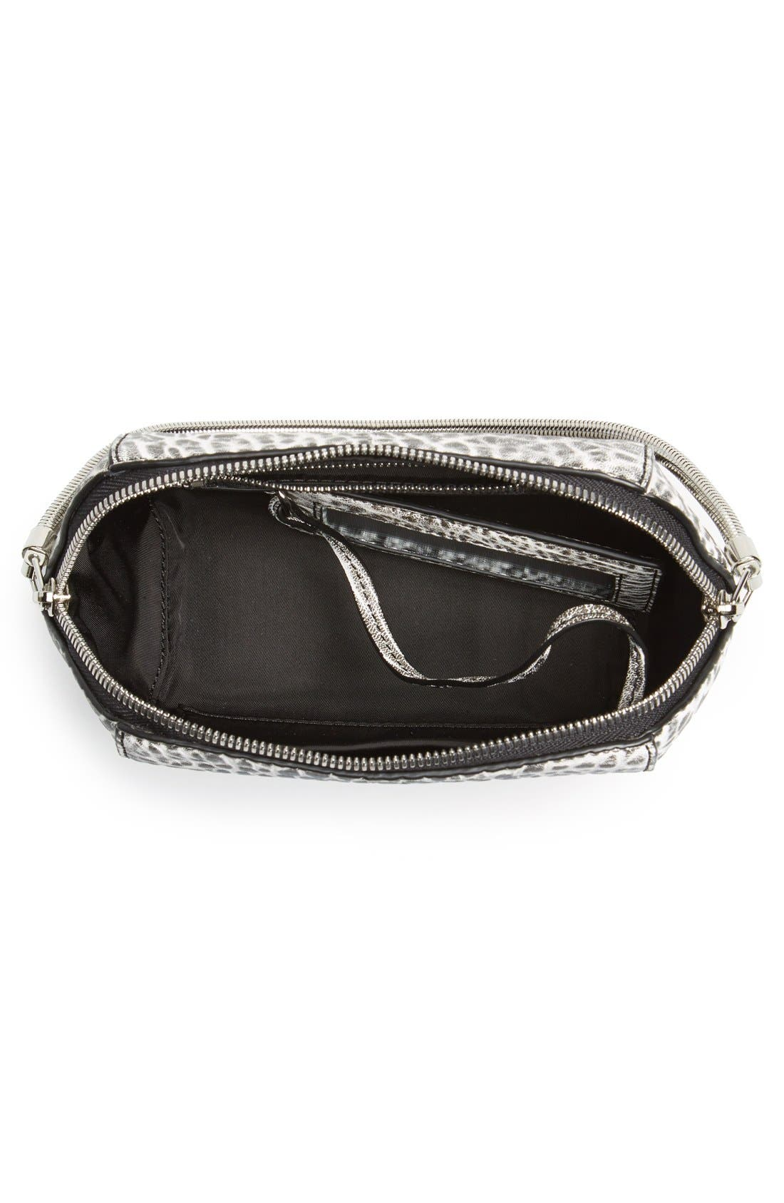 'Chastity' Clutch,                             Alternate thumbnail 3, color,                             001