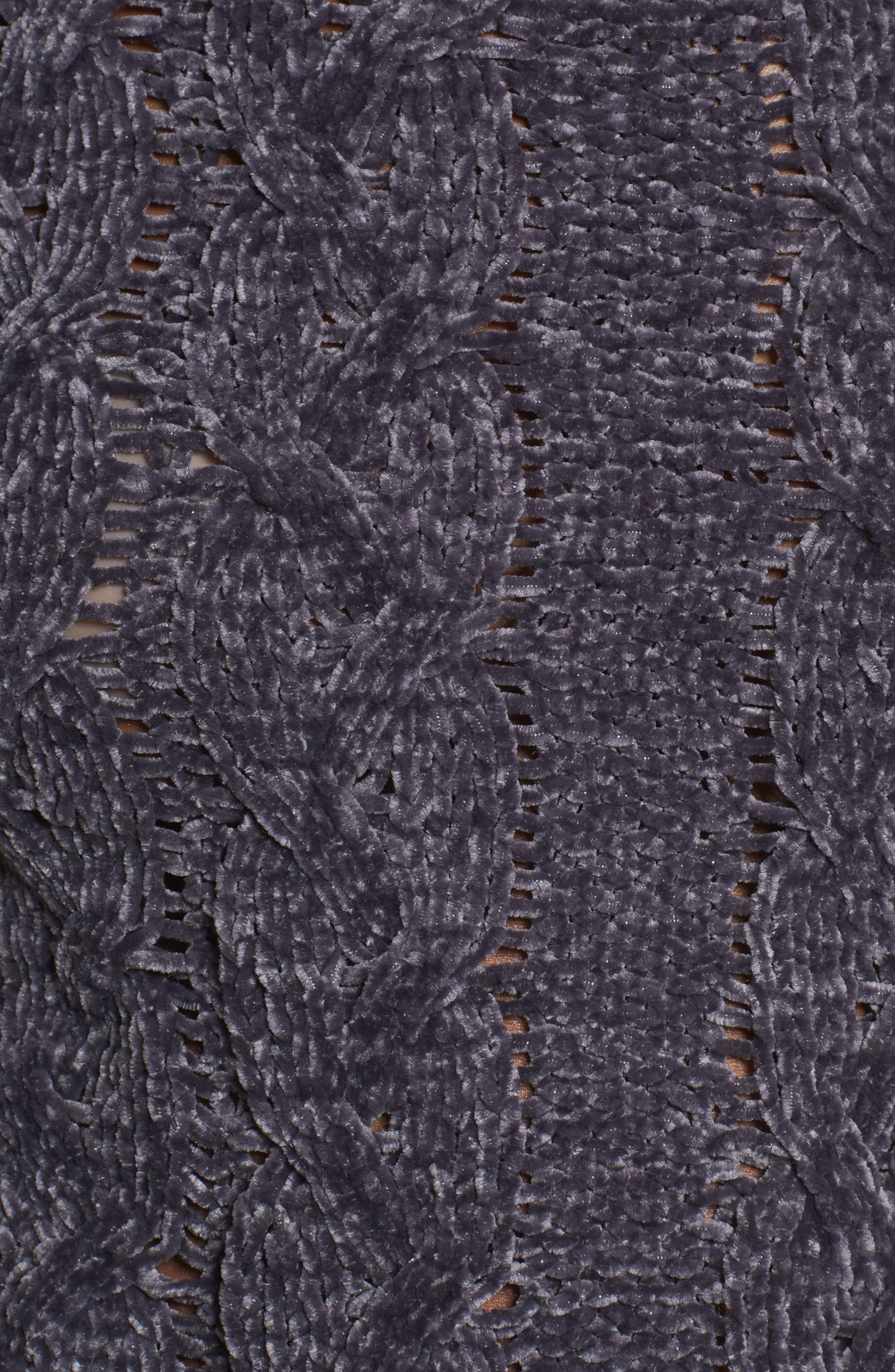 Chenille Turtleneck Sweater,                             Alternate thumbnail 5, color,                             020