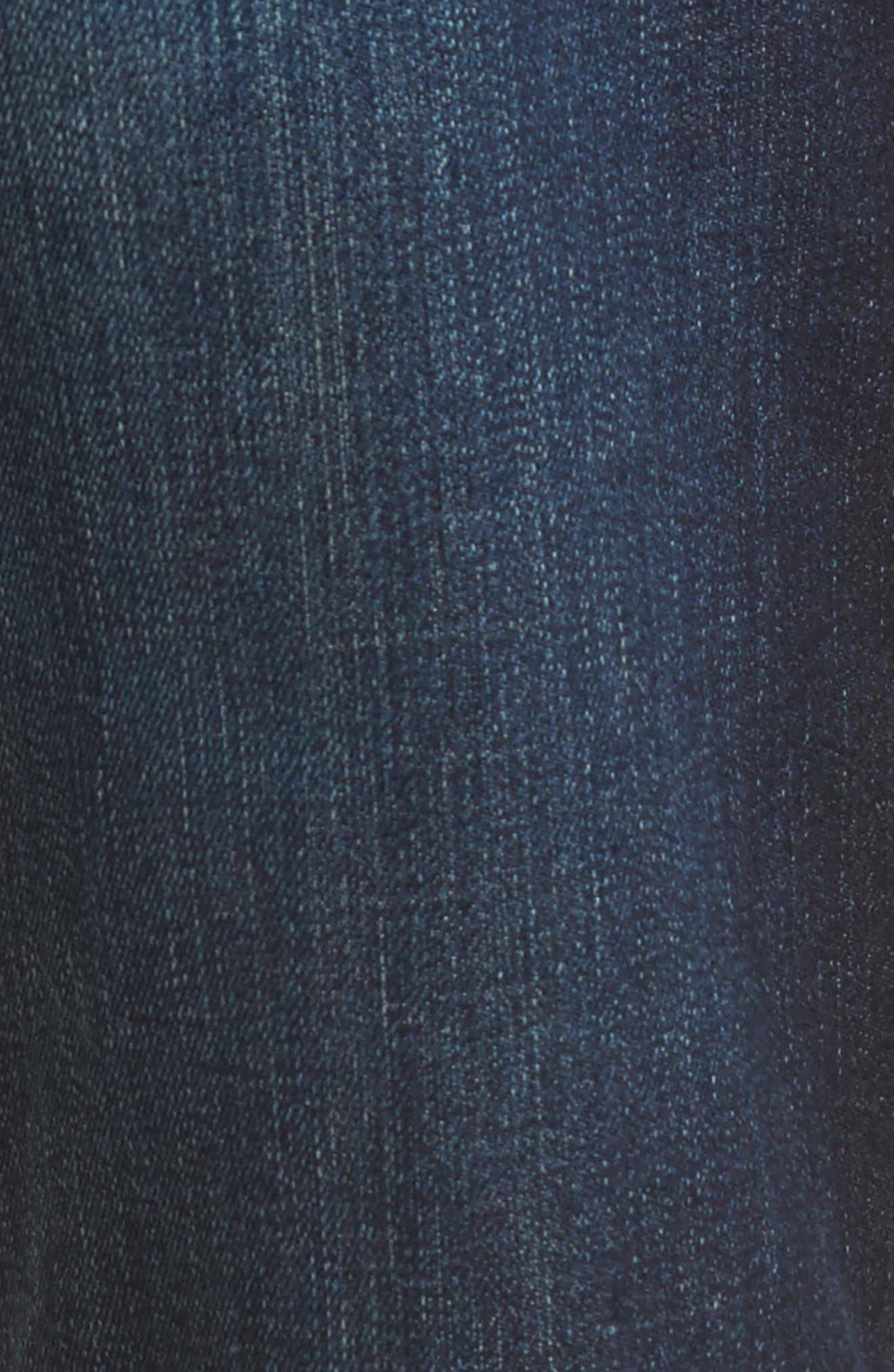 Everett Slim Straight Fit Jeans,                             Alternate thumbnail 5, color,                             3 YEARS TRENTWOOD
