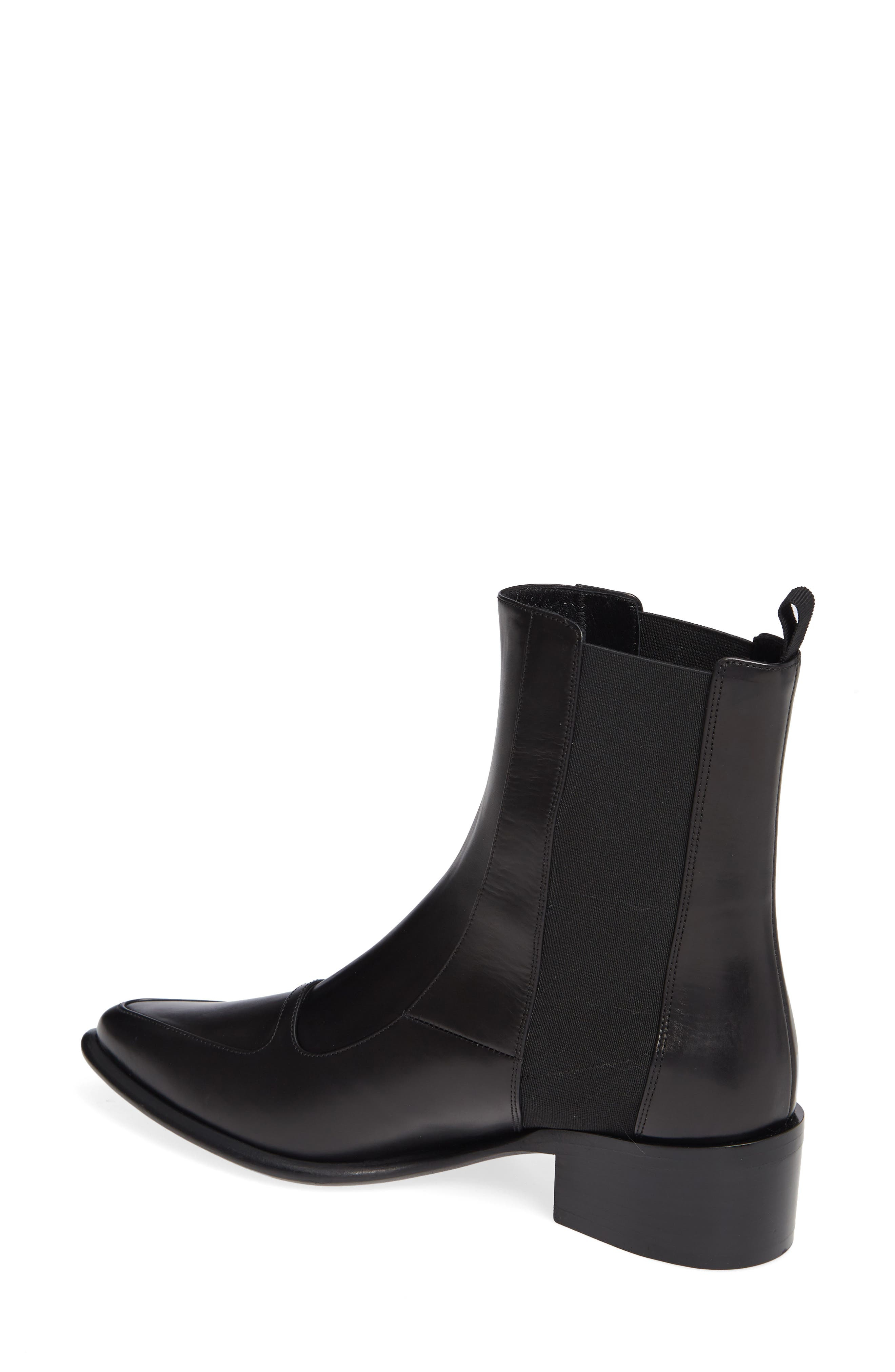 Chelsea Boot,                             Alternate thumbnail 2, color,                             BLACK