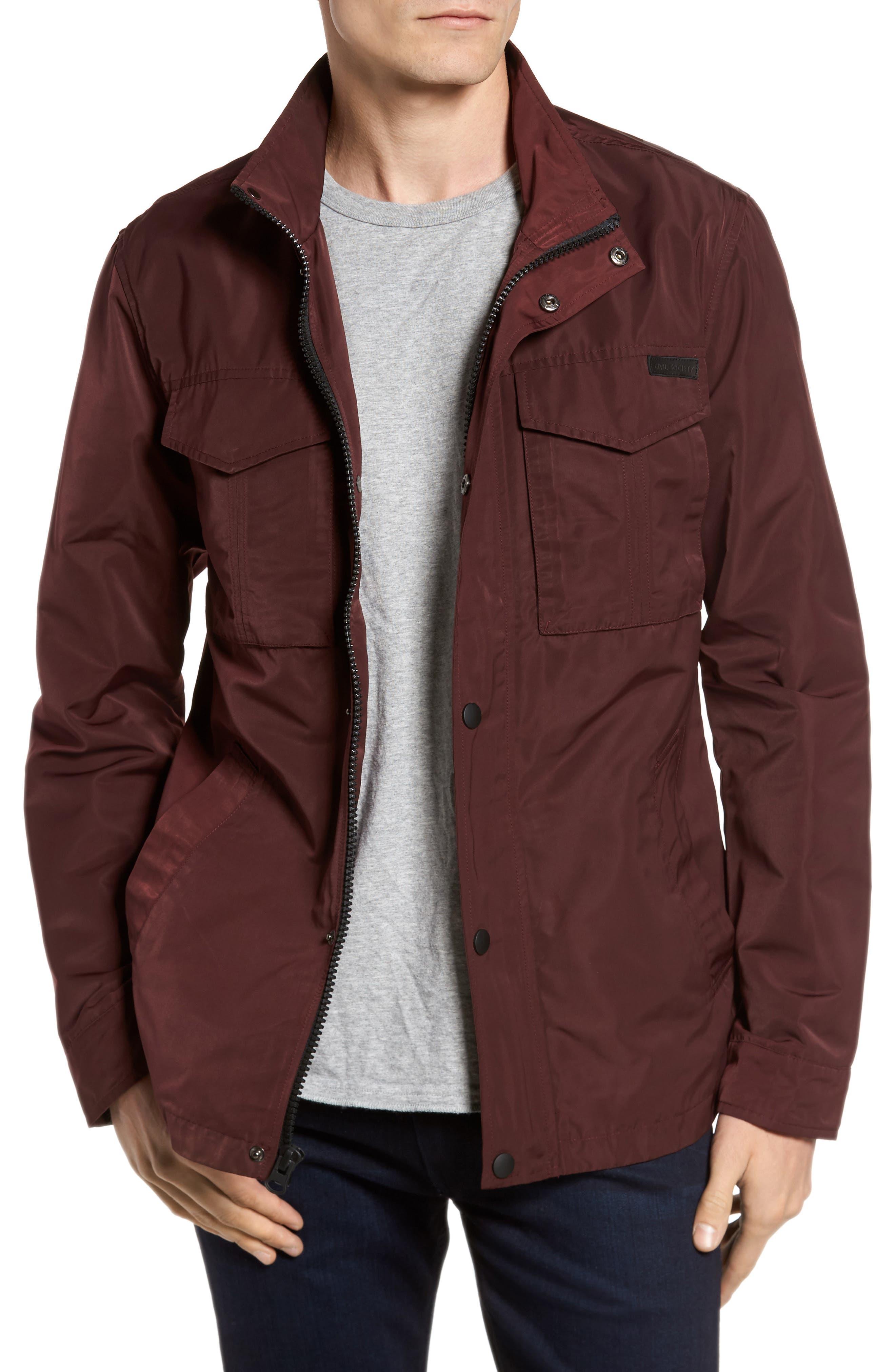 Dougie Waterproof Jacket,                             Main thumbnail 2, color,