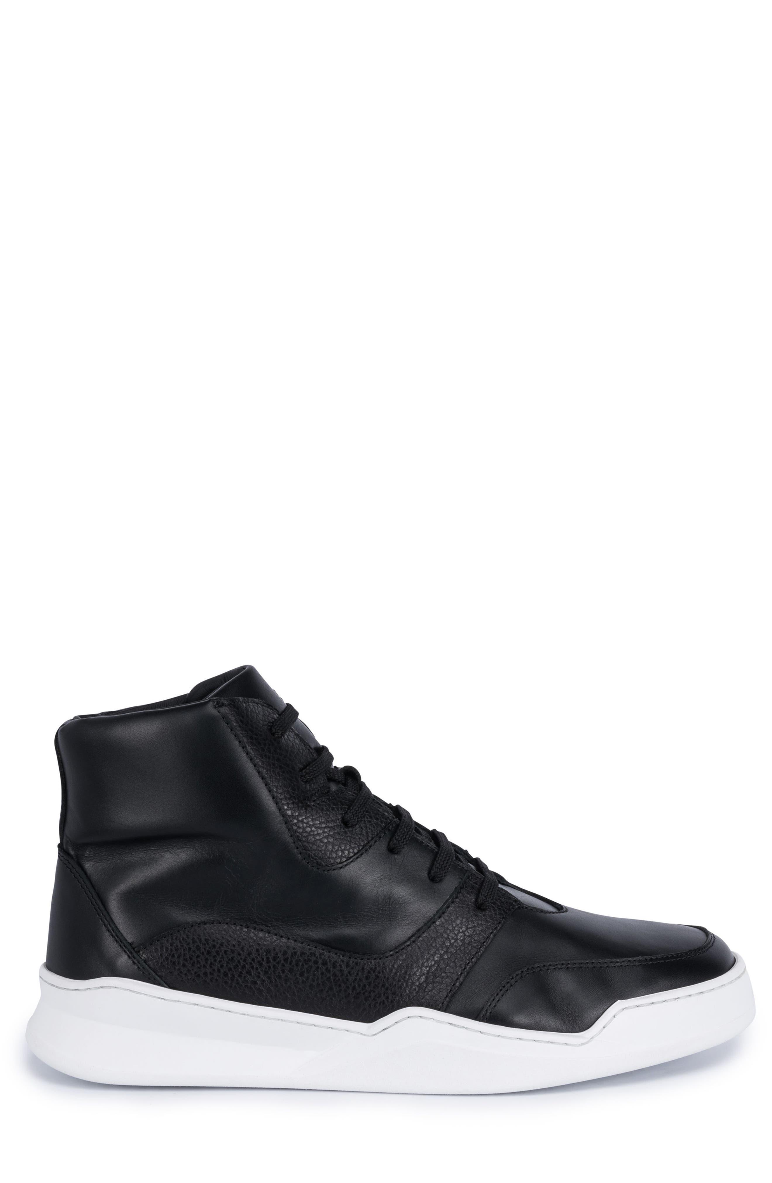 Carrara Sneaker,                             Alternate thumbnail 3, color,                             001