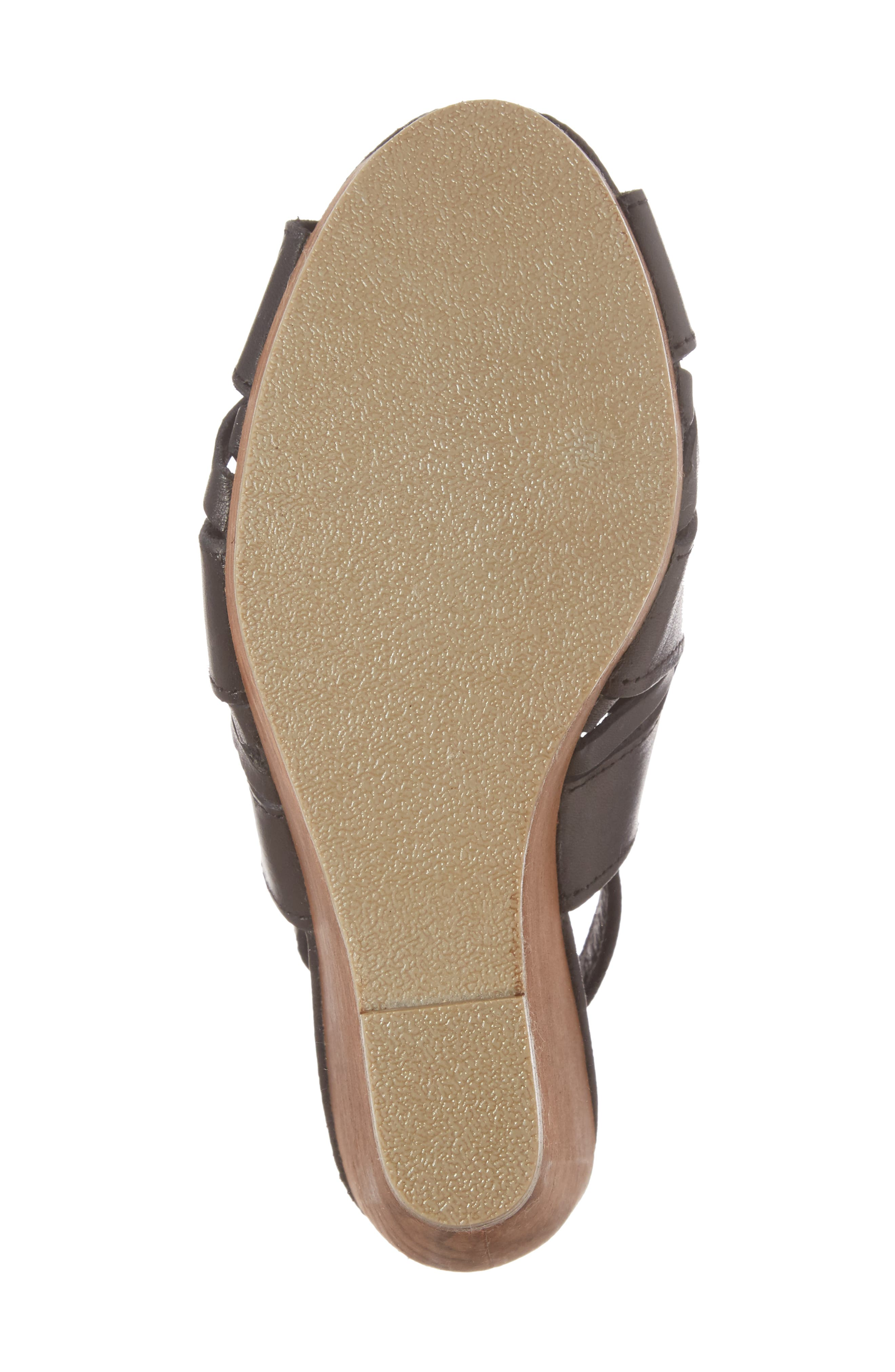 Sloane Platform Wedge Sandal,                             Alternate thumbnail 11, color,