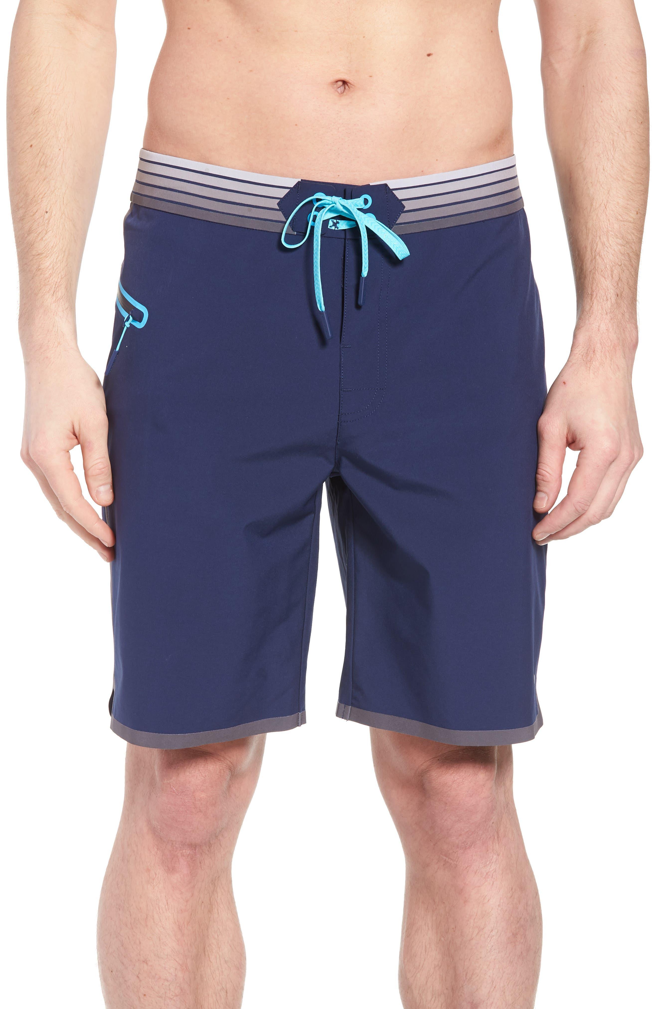 Tilefish Tech Board Shorts,                         Main,                         color,