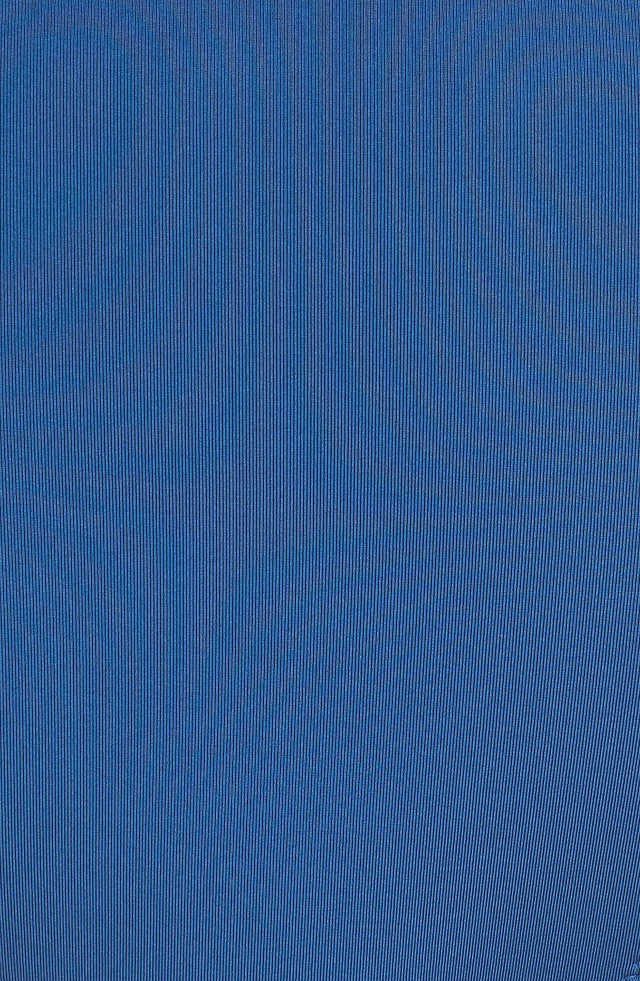 Playa Tilden One-Shoulder One-Piece Swimsuit,                             Alternate thumbnail 5, color,                             400