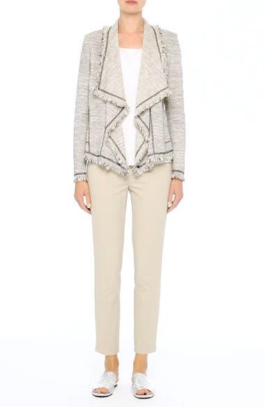Eugena Drape Tweed Jacket, video thumbnail