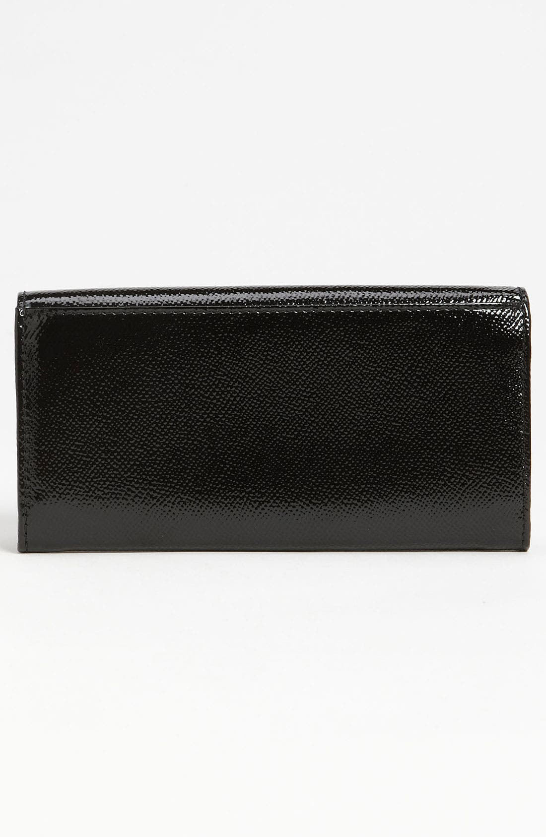 Patent Leather Wallet,                             Alternate thumbnail 3, color,                             001