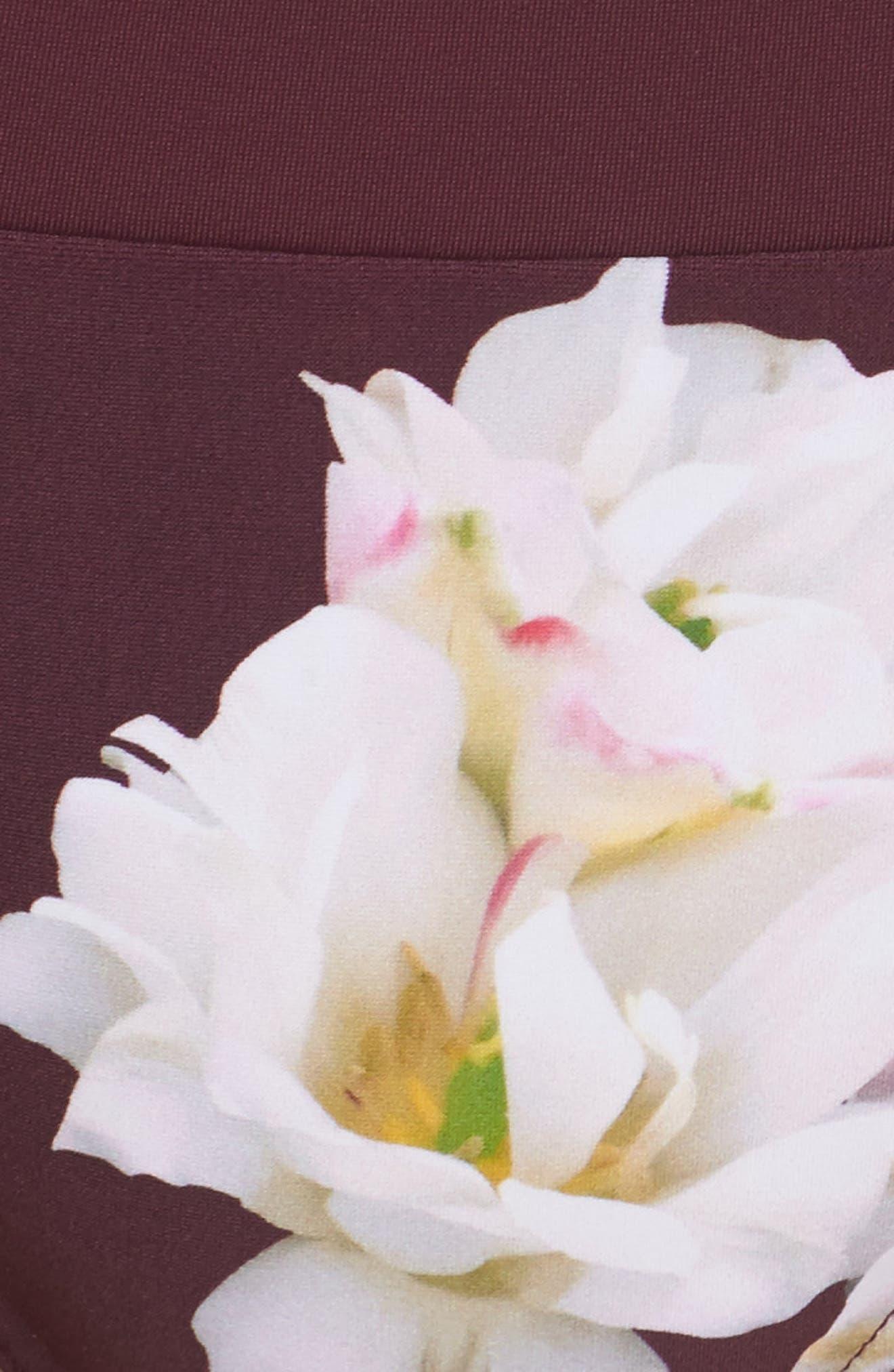 Garcela Gardenia Bikini Bottoms,                             Alternate thumbnail 5, color,                             930