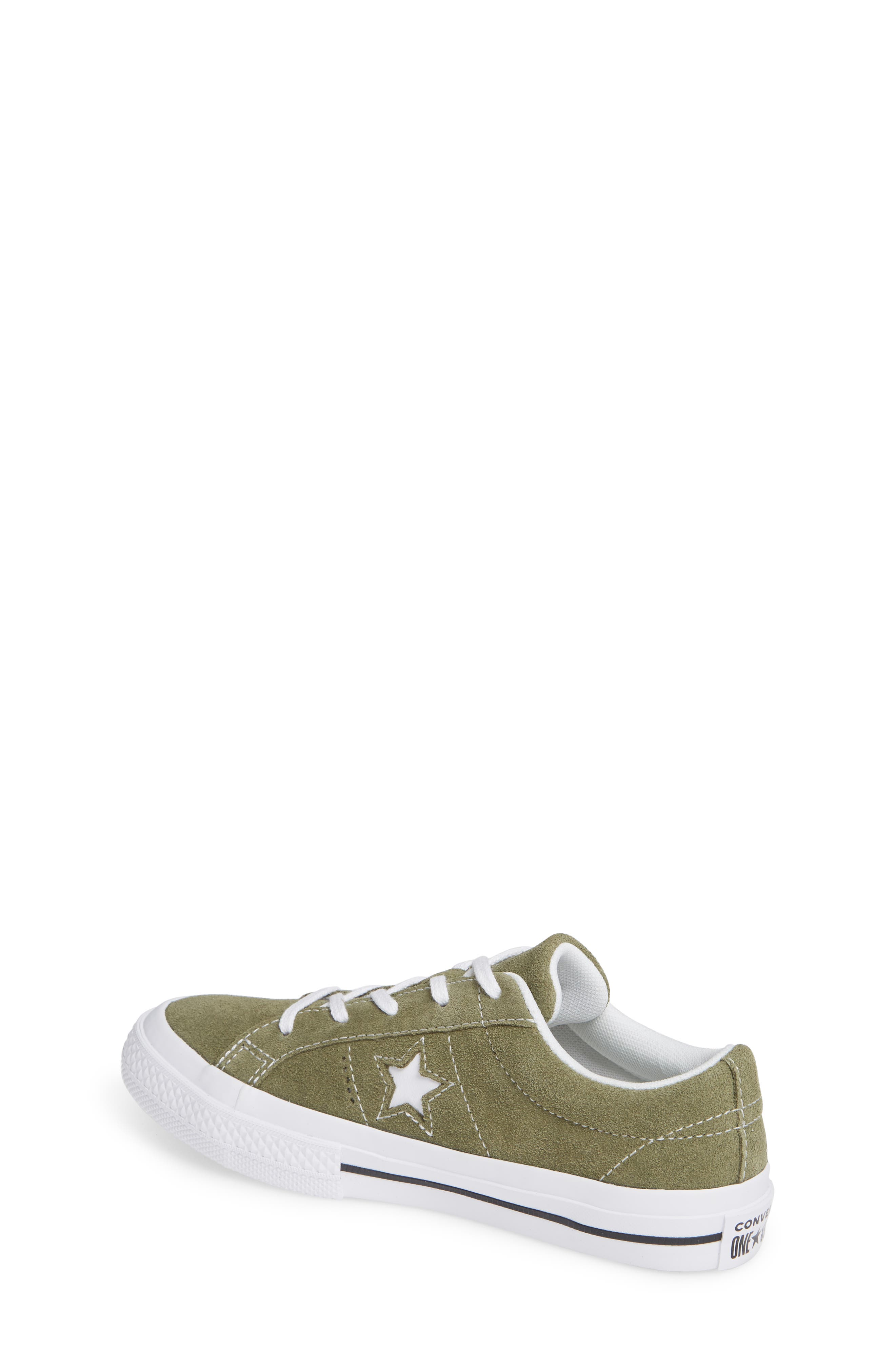 One Star Vintage Suede Low Top Sneaker,                             Alternate thumbnail 2, color,                             322
