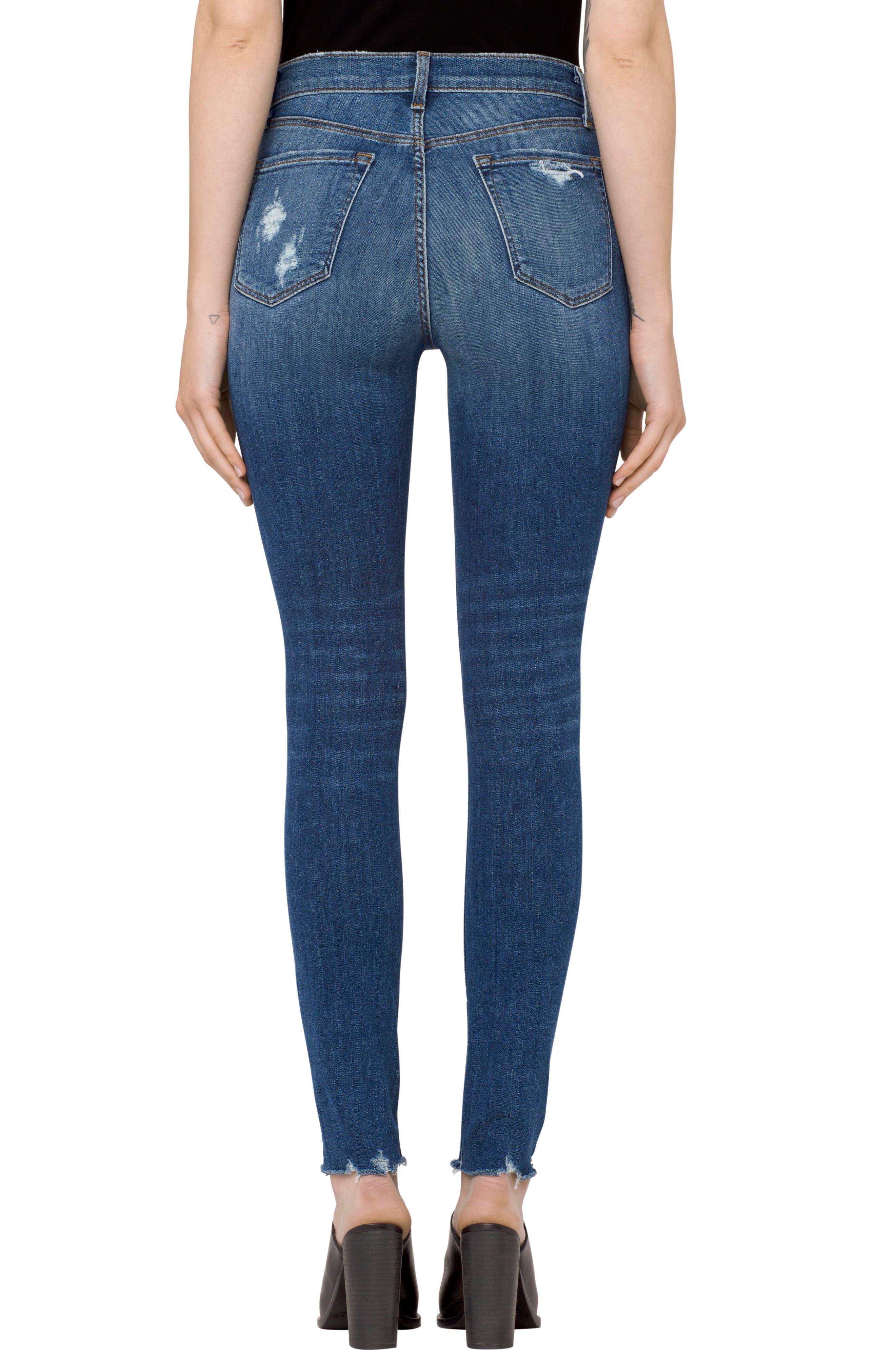 Maria High Waist Skinny Jeans,                             Alternate thumbnail 2, color,                             429