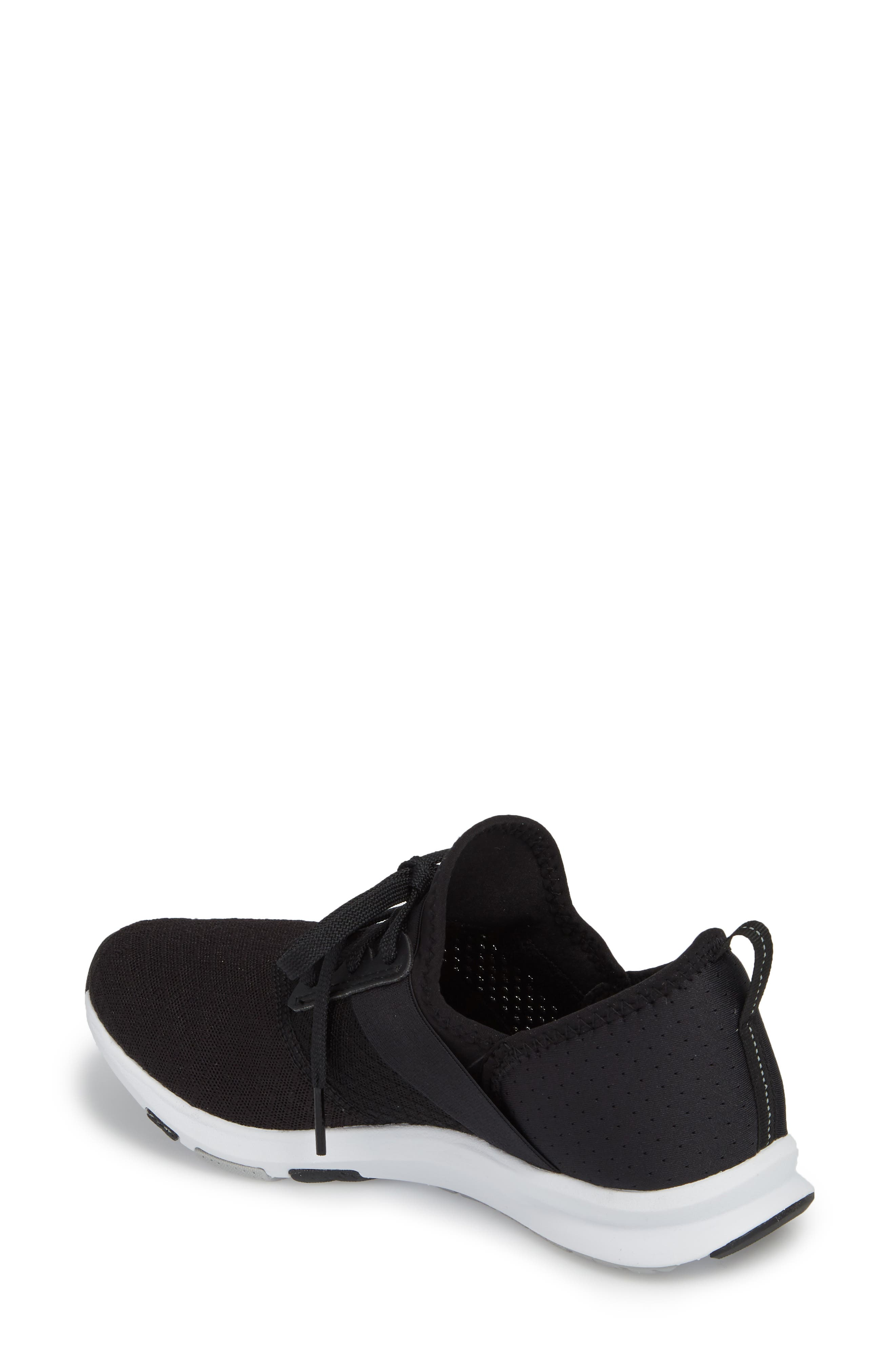 NEW BALANCE,                             FuelCore NERGIZE Sneaker,                             Alternate thumbnail 2, color,                             BLACK