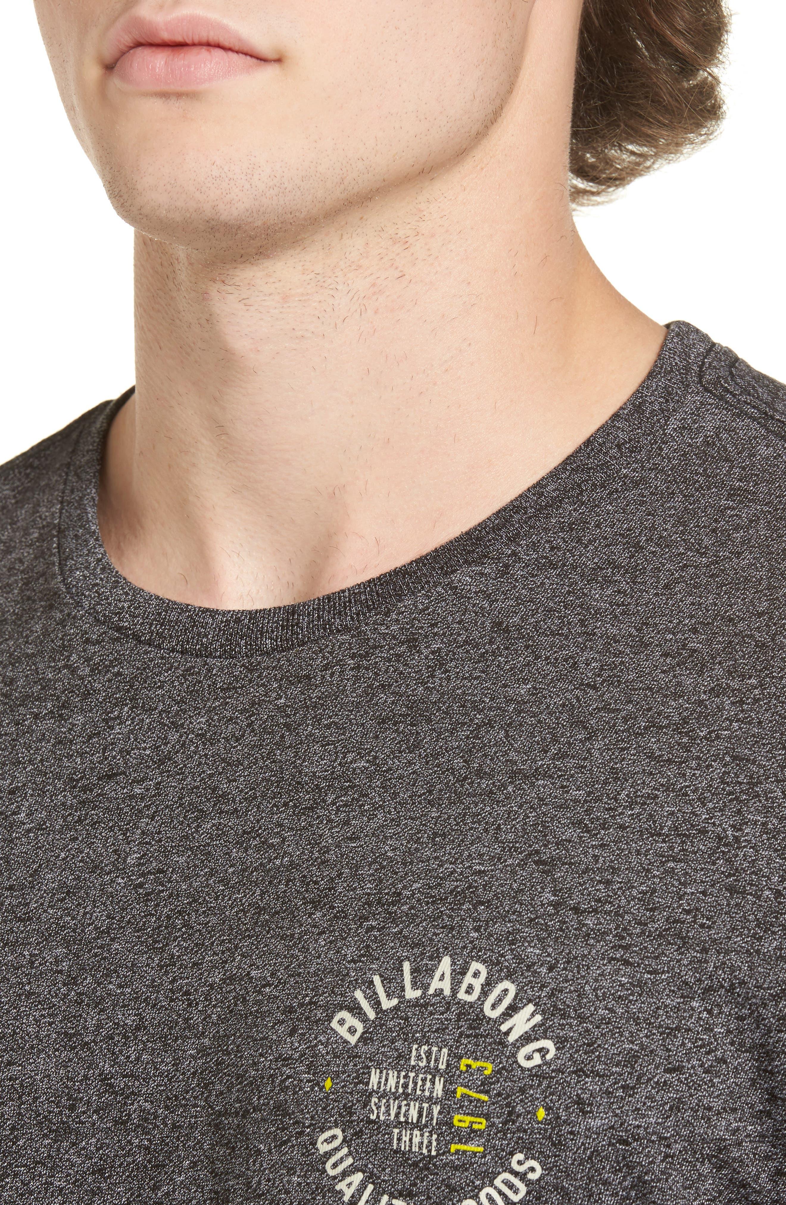 Wallace T-Shirt,                             Alternate thumbnail 4, color,                             001