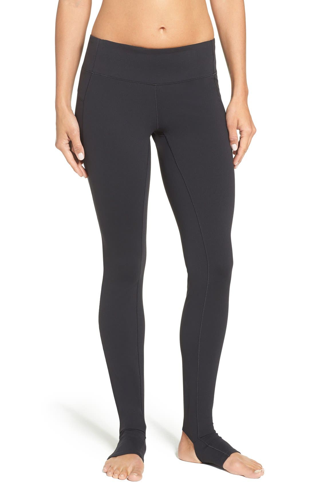 Foiled Stirrup Tights,                         Main,                         color, 001