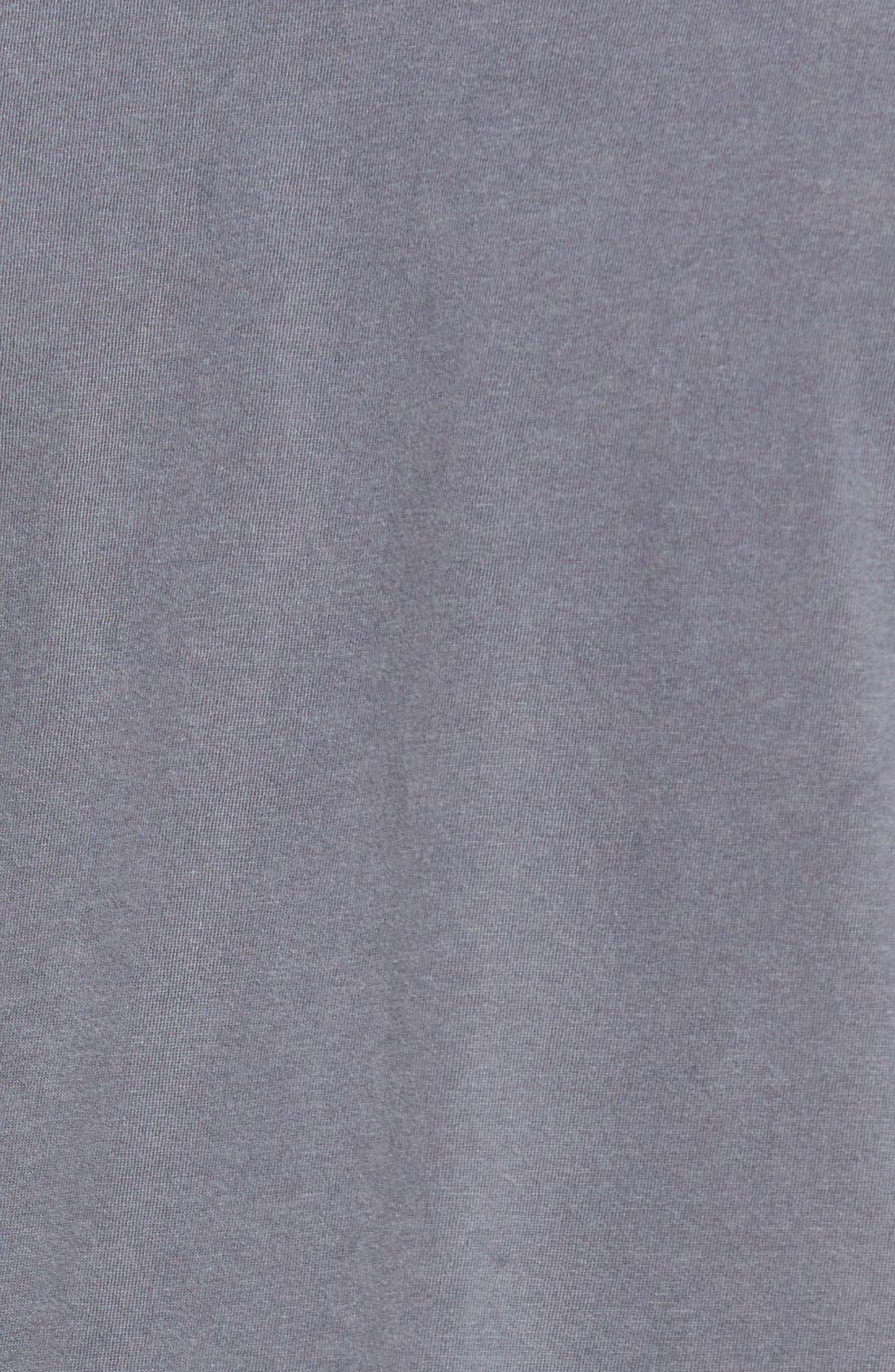 Flintlock Longline T-Shirt,                             Alternate thumbnail 9, color,                             029