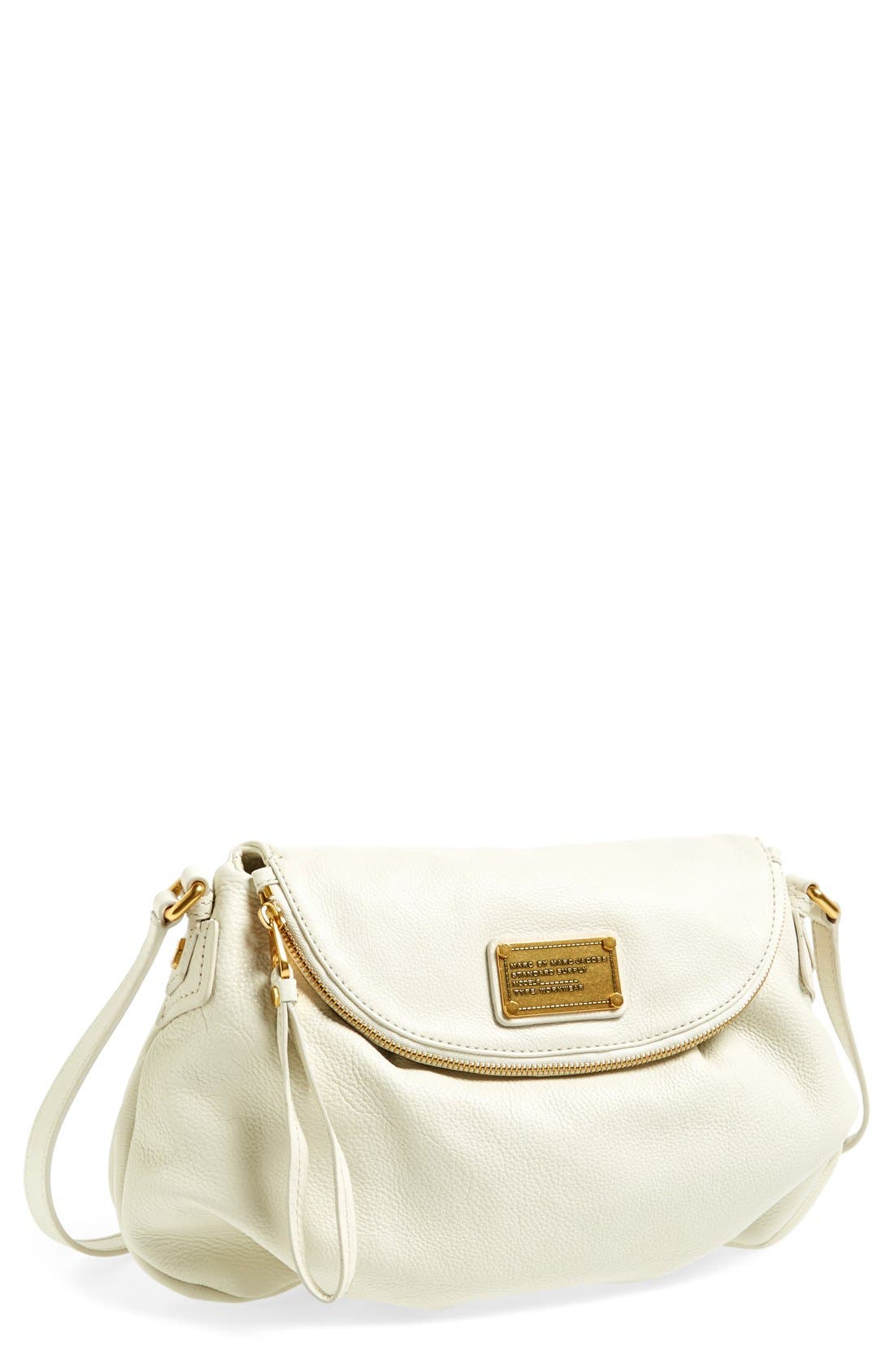 MARC BY MARC JACOBS 'Classic Q - Natasha' Crossbody Bag,                             Main thumbnail 5, color,