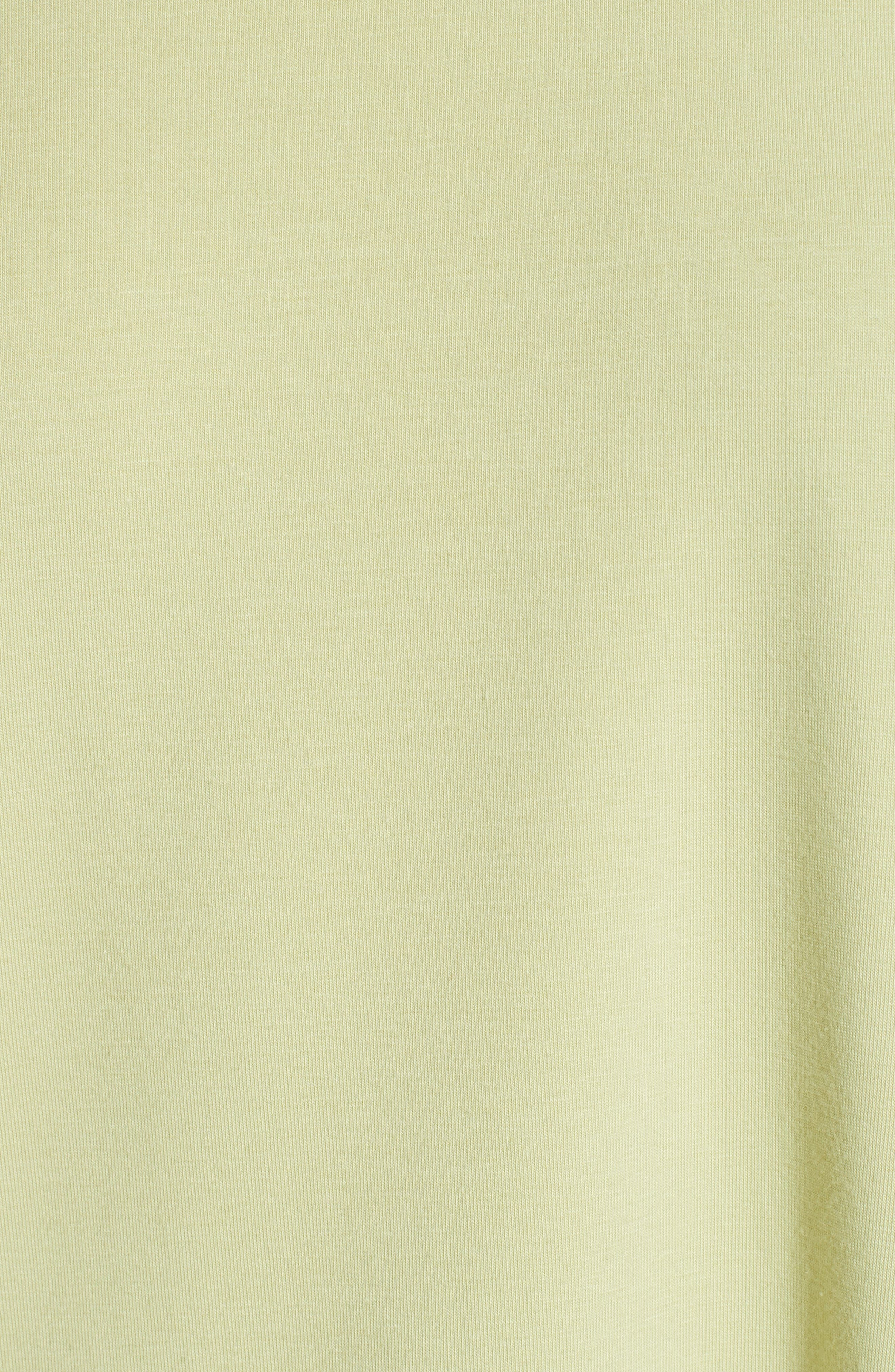 Stretch Organic Cotton Jersey Tunic,                             Alternate thumbnail 5, color,                             361