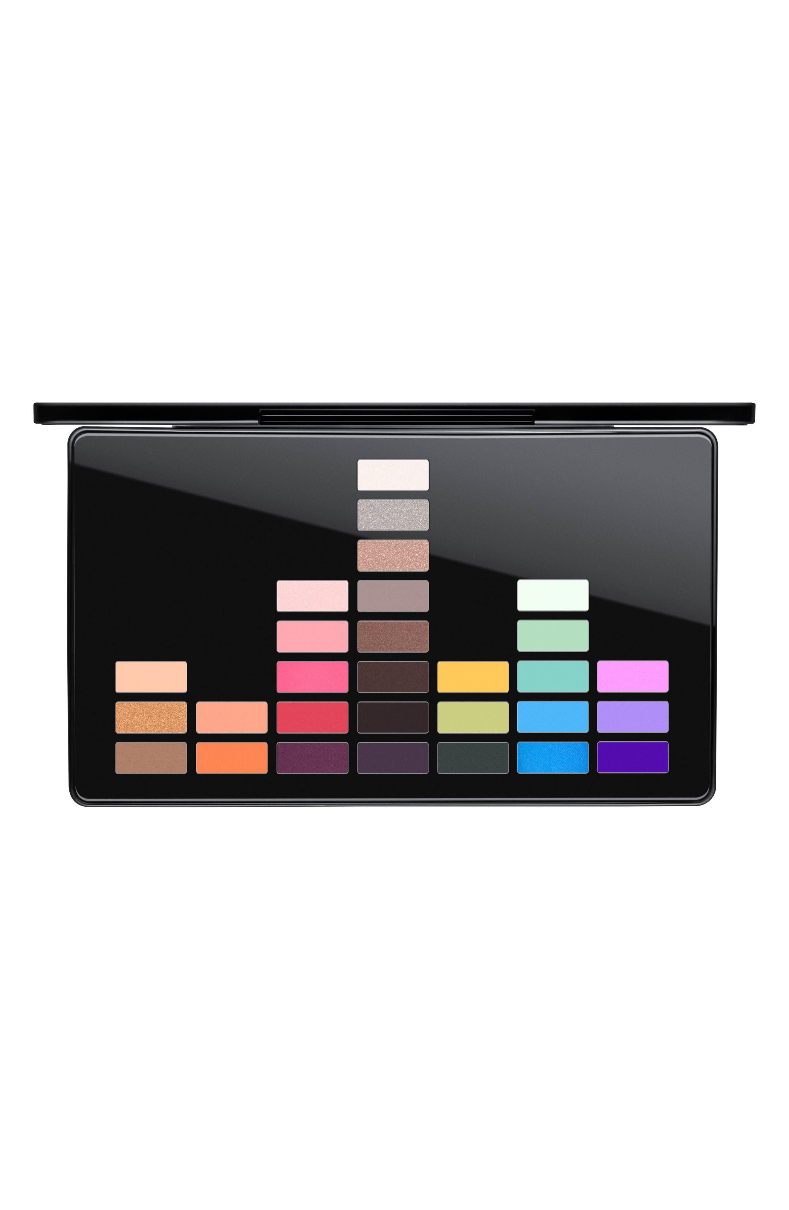 MAC Jeremy Scott Eyeshadow Palette,                         Main,                         color, 000