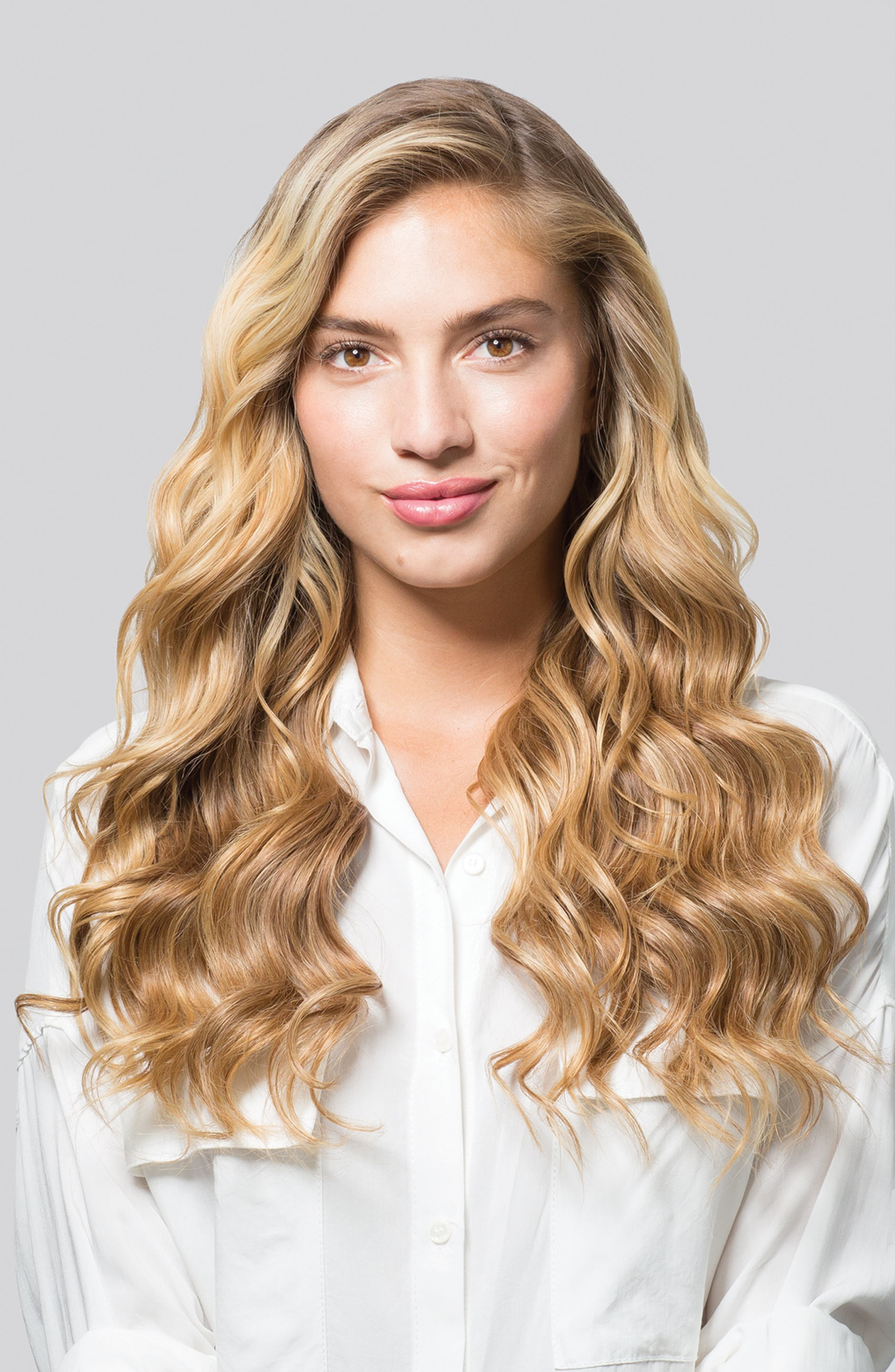 Tousled Waves Tapered Interchangeable Styling Wand,                             Alternate thumbnail 5, color,                             NO COLOR