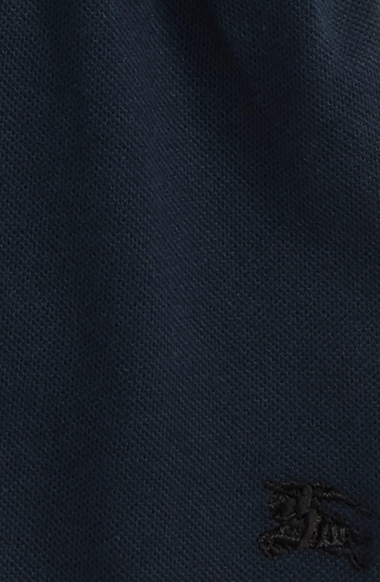 'Mini Cali' Polo Dress,                             Alternate thumbnail 7, color,