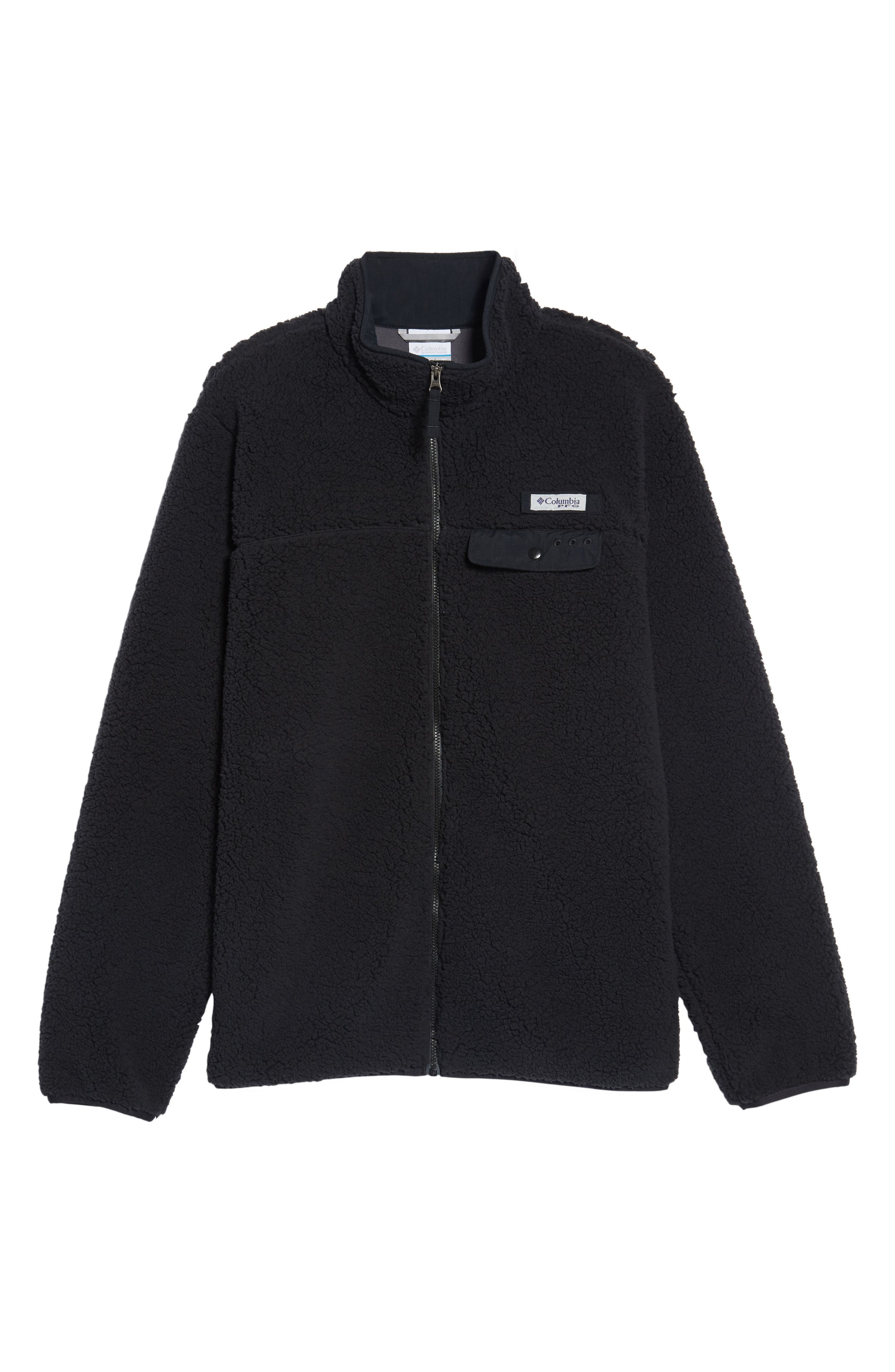 Harborside Fleece Jacket,                             Alternate thumbnail 21, color,