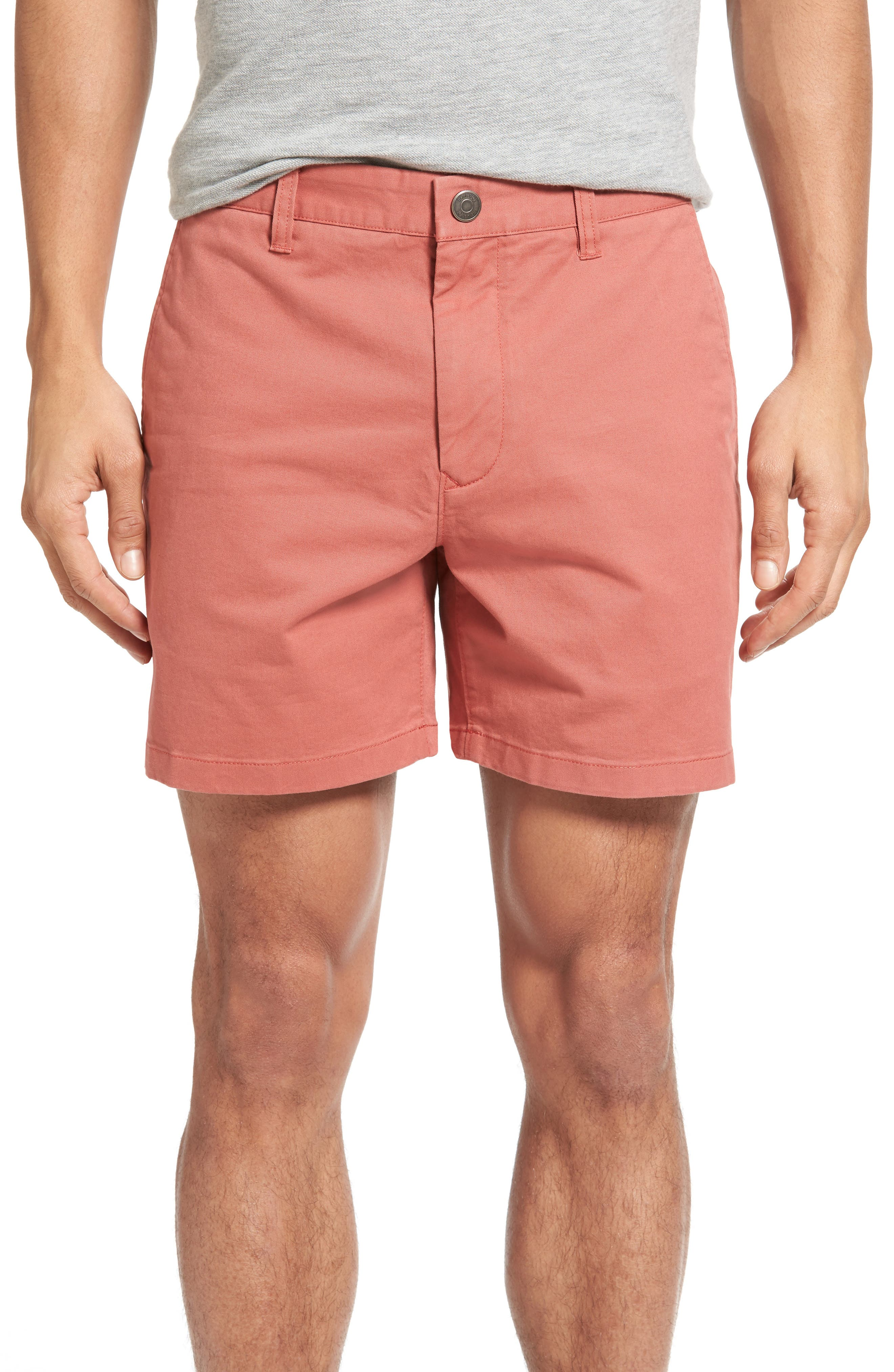 Stretch Washed Chino 5-Inch Shorts,                             Main thumbnail 28, color,