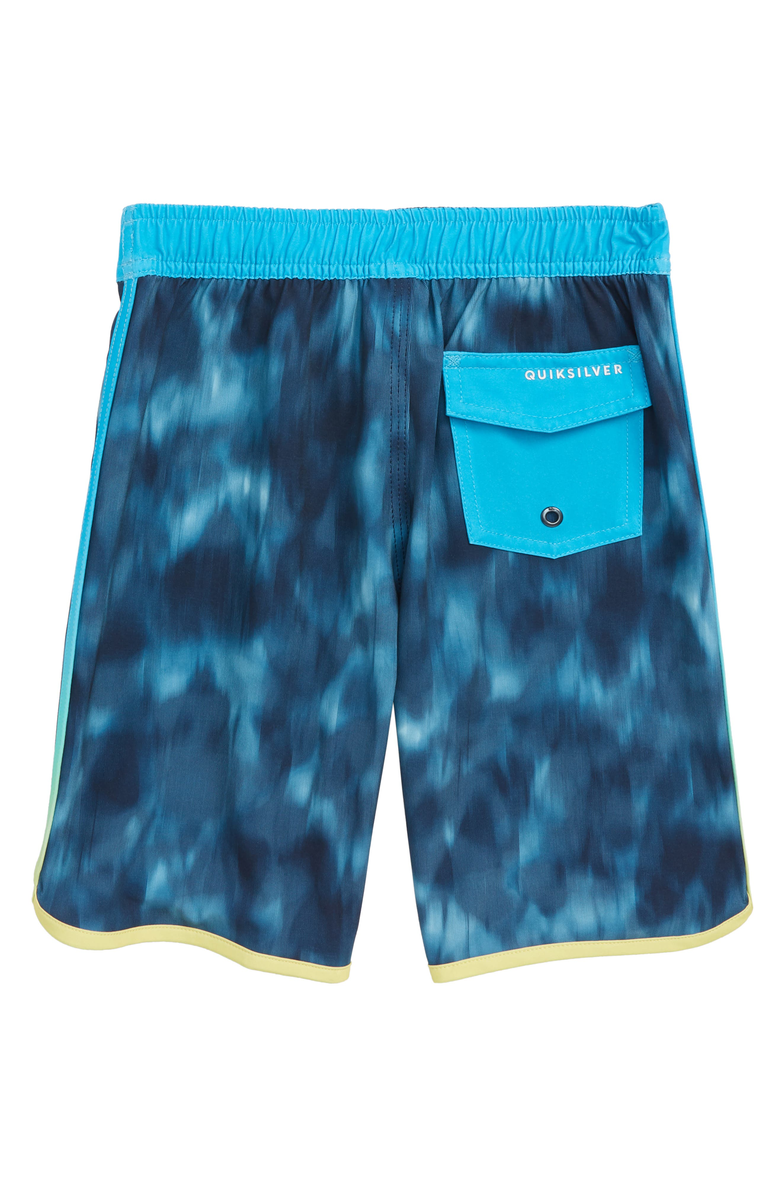 Highline Recon Board Shorts,                             Alternate thumbnail 2, color,                             REAL TEAL