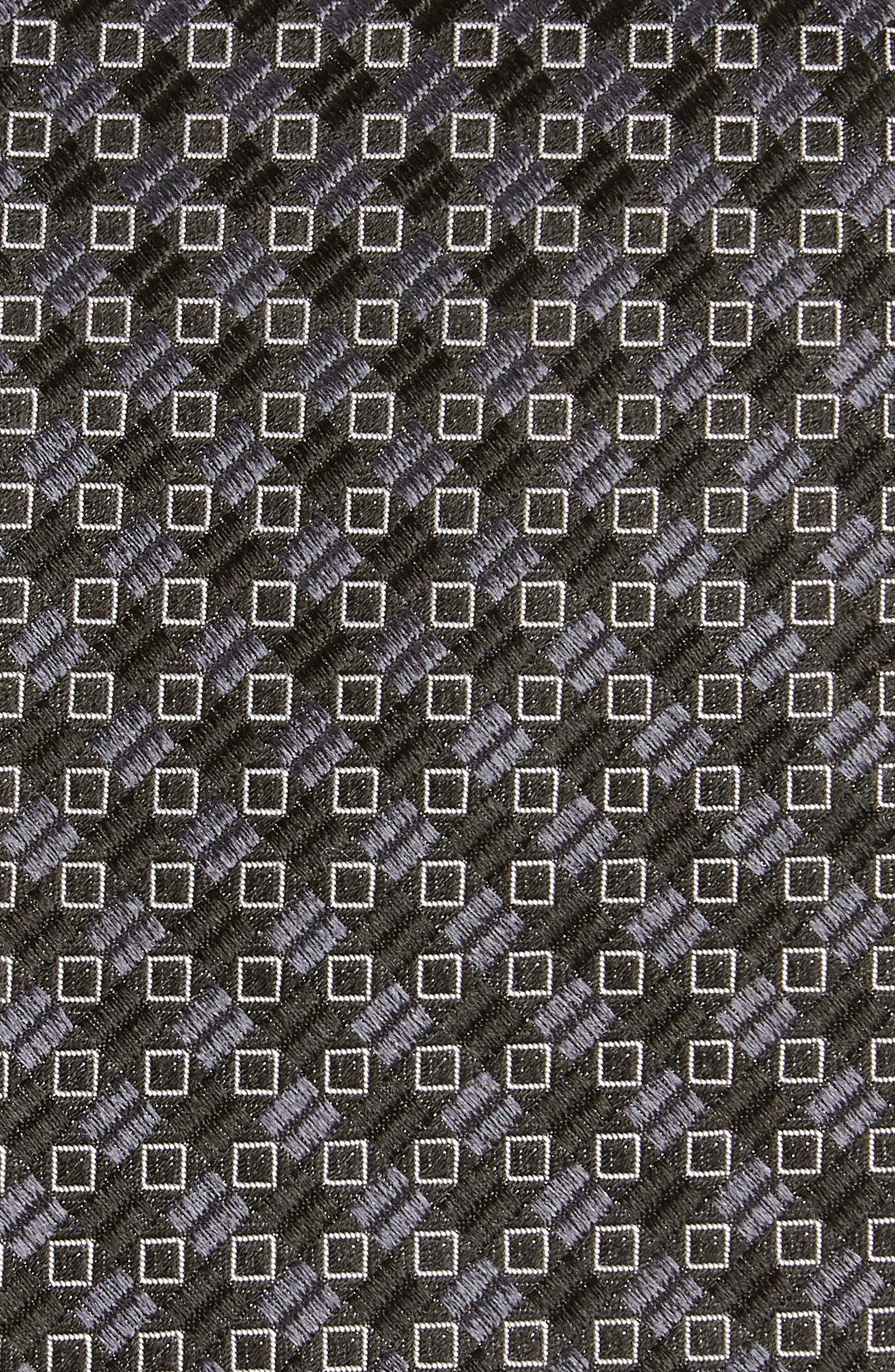 Middletown Geometric Silk Tie,                             Alternate thumbnail 6, color,