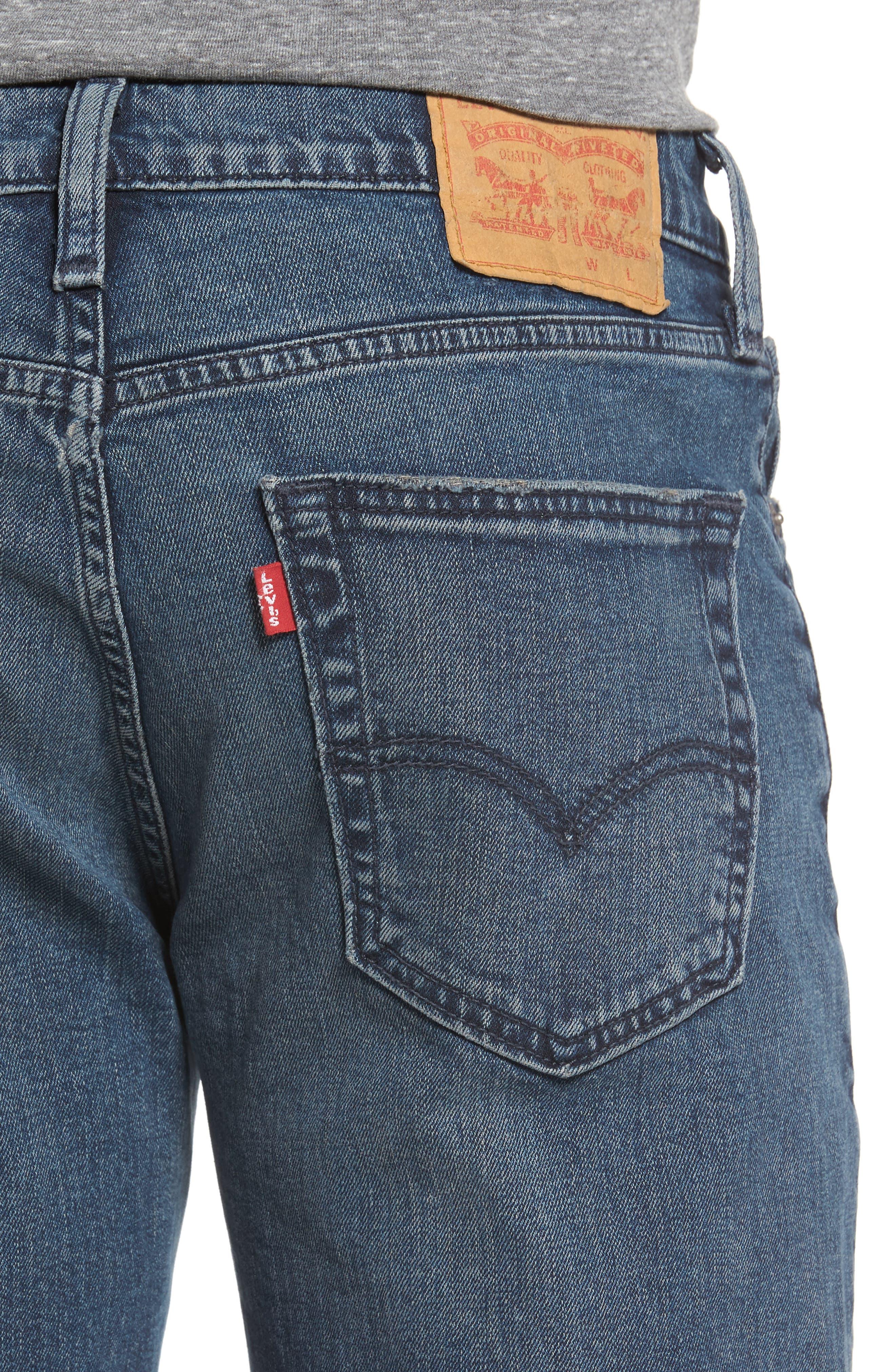 511<sup>™</sup> Slim Fit Jeans,                             Alternate thumbnail 4, color,                             423