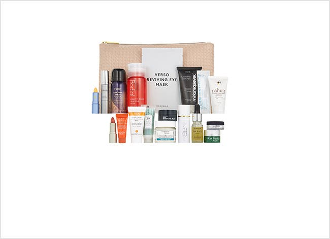 SPACE.NK.apothecary gift with purchase.