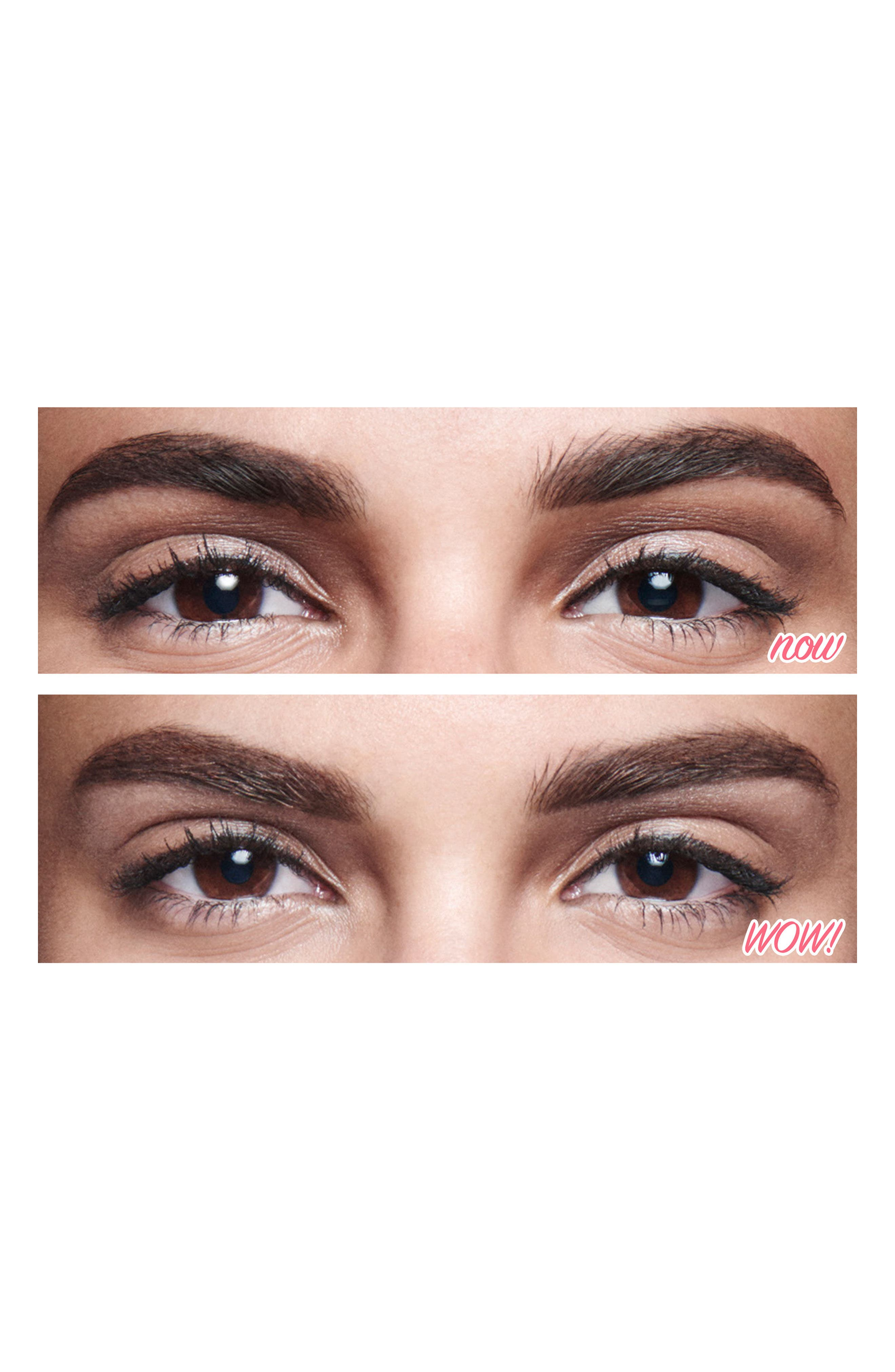 Benefit 3D BROWtones Instant Color Eyebrow Highlights,                             Alternate thumbnail 3, color,                             02 LIGHT MEDIUM