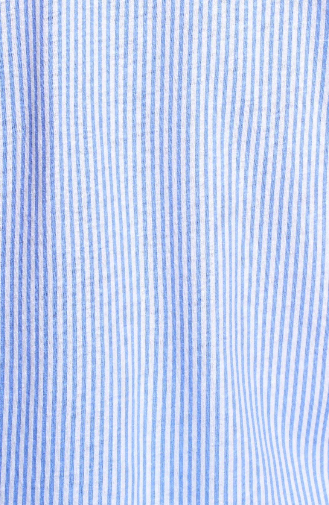 Knit Crop Pajamas,                             Alternate thumbnail 44, color,