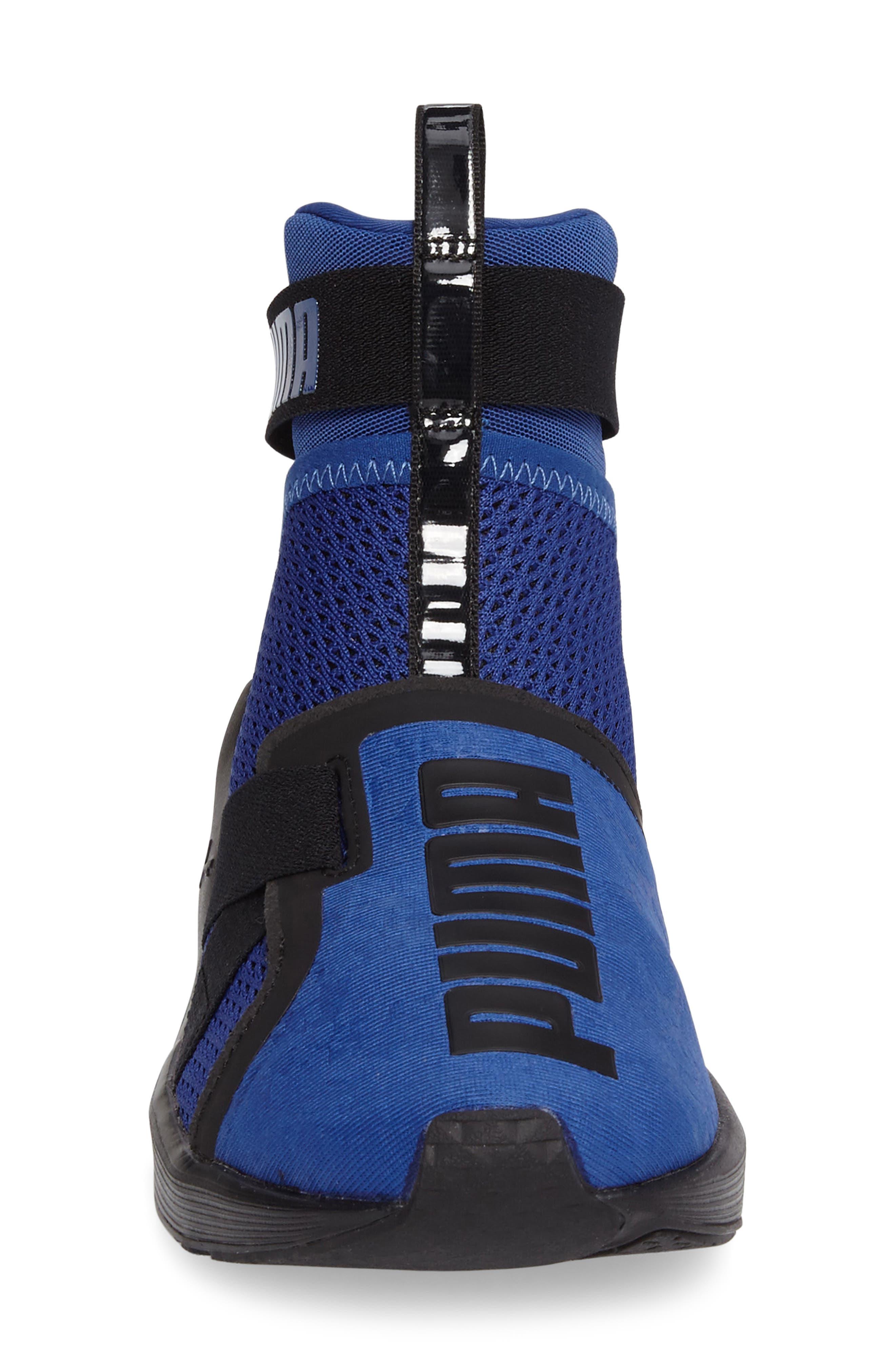 Fierce Strap Training Sneaker,                             Alternate thumbnail 22, color,